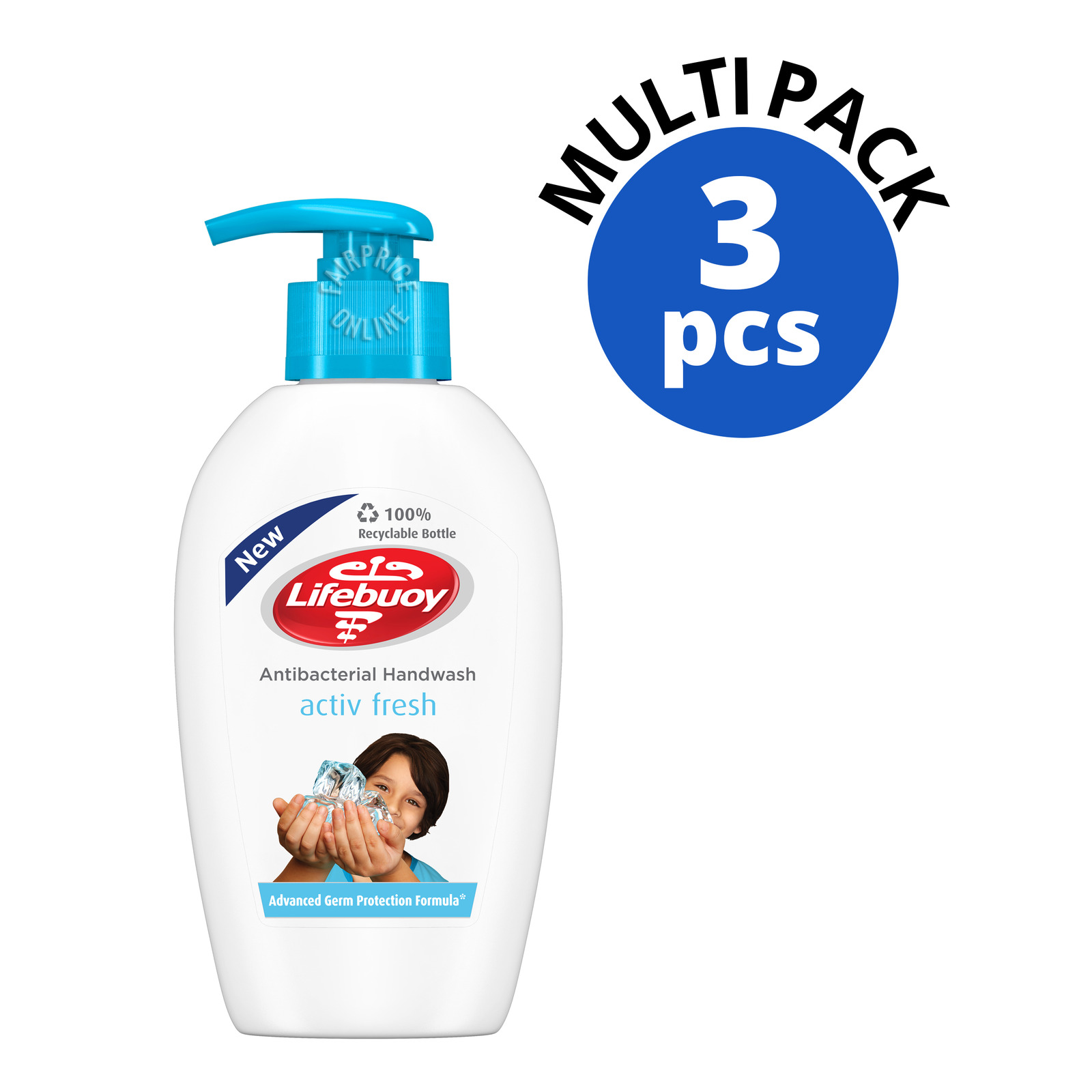 Lifebuoy Antibacterial Hand Wash - Activ Fresh