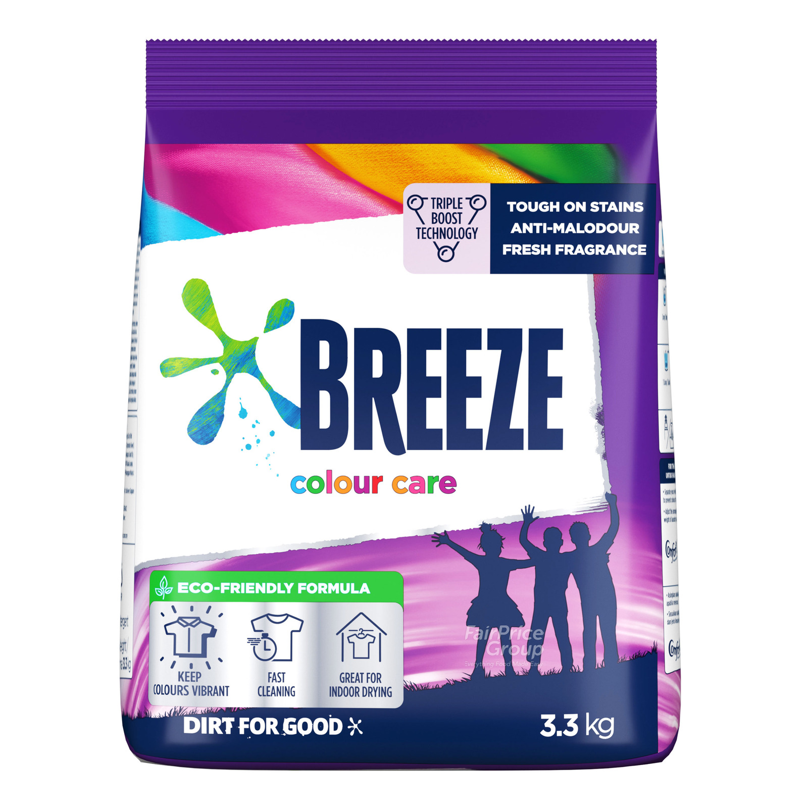 Breeze Powder Detergent - Colour Care
