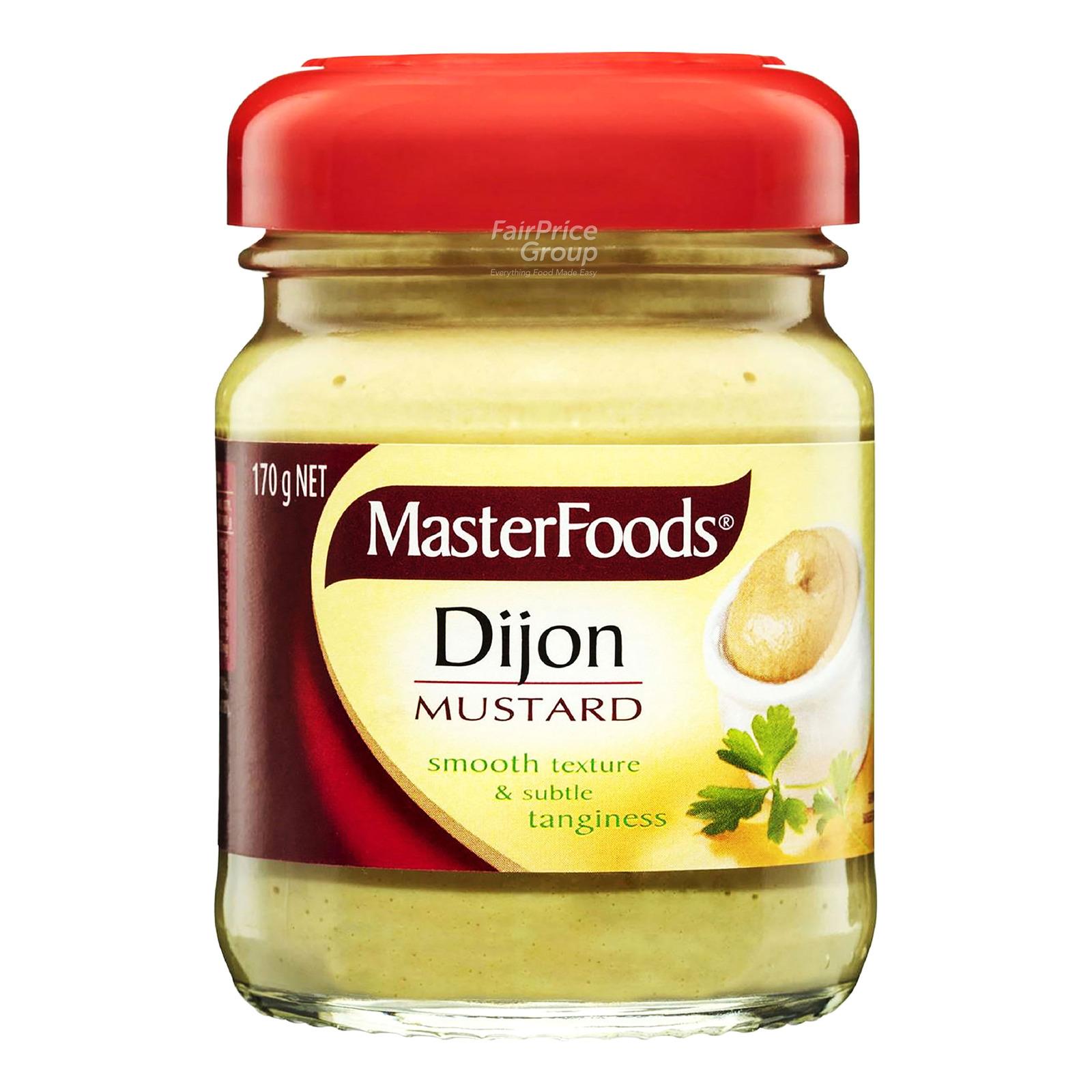 MasterFoods Mustard - Dijon