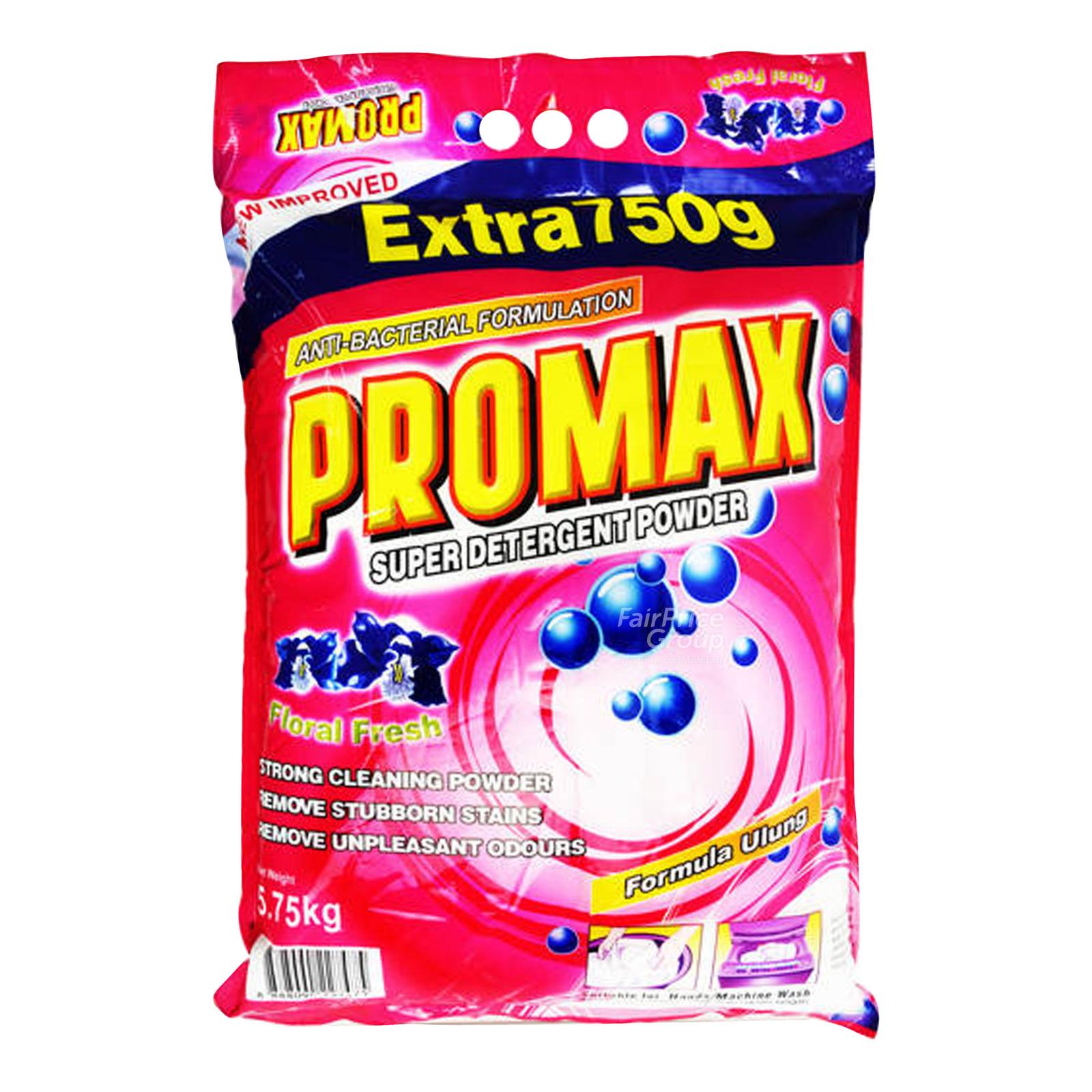 Promax Super Detergent Powder - Floral Fresh