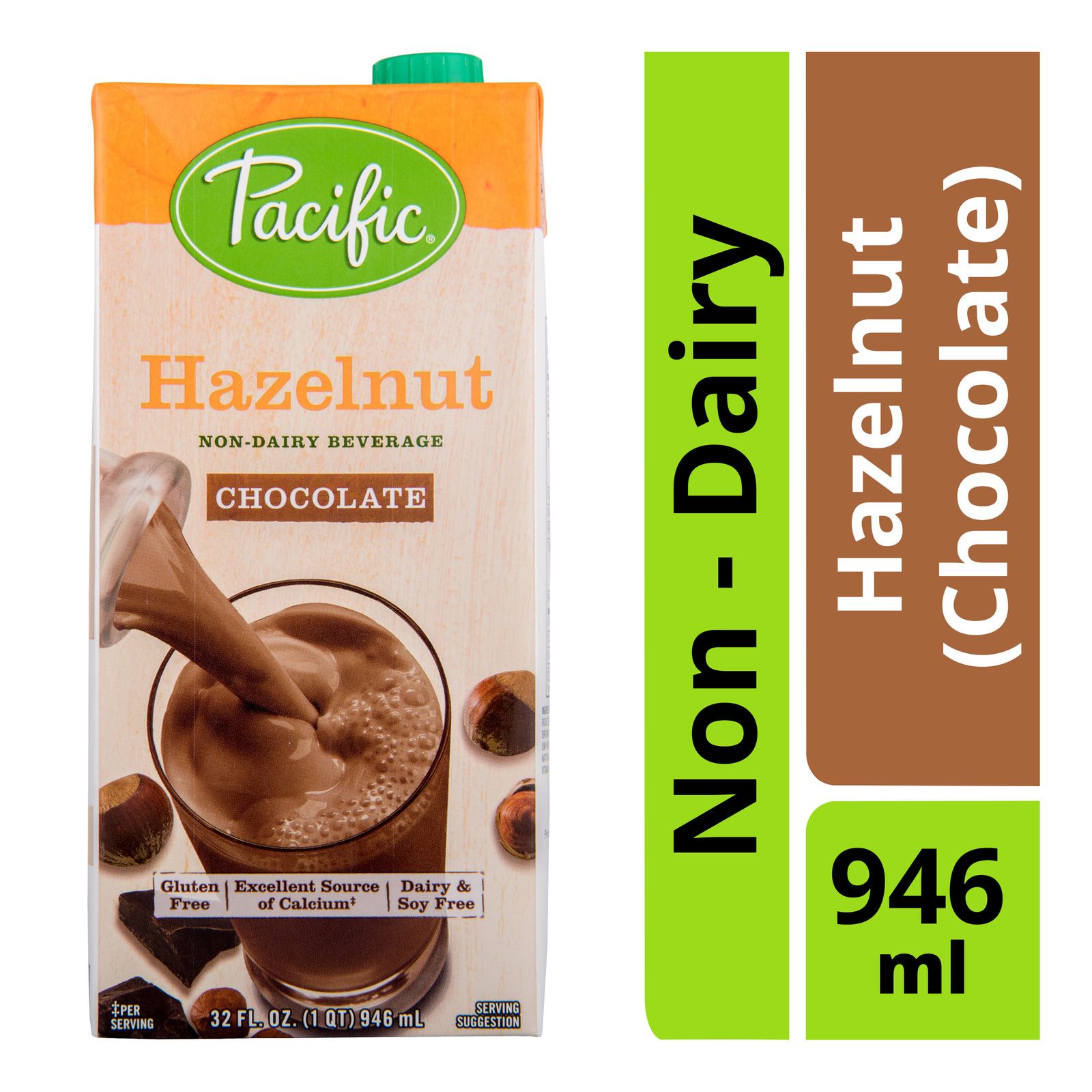 Pacific Original All Natural Hazelnut Non-Dairy Beverage