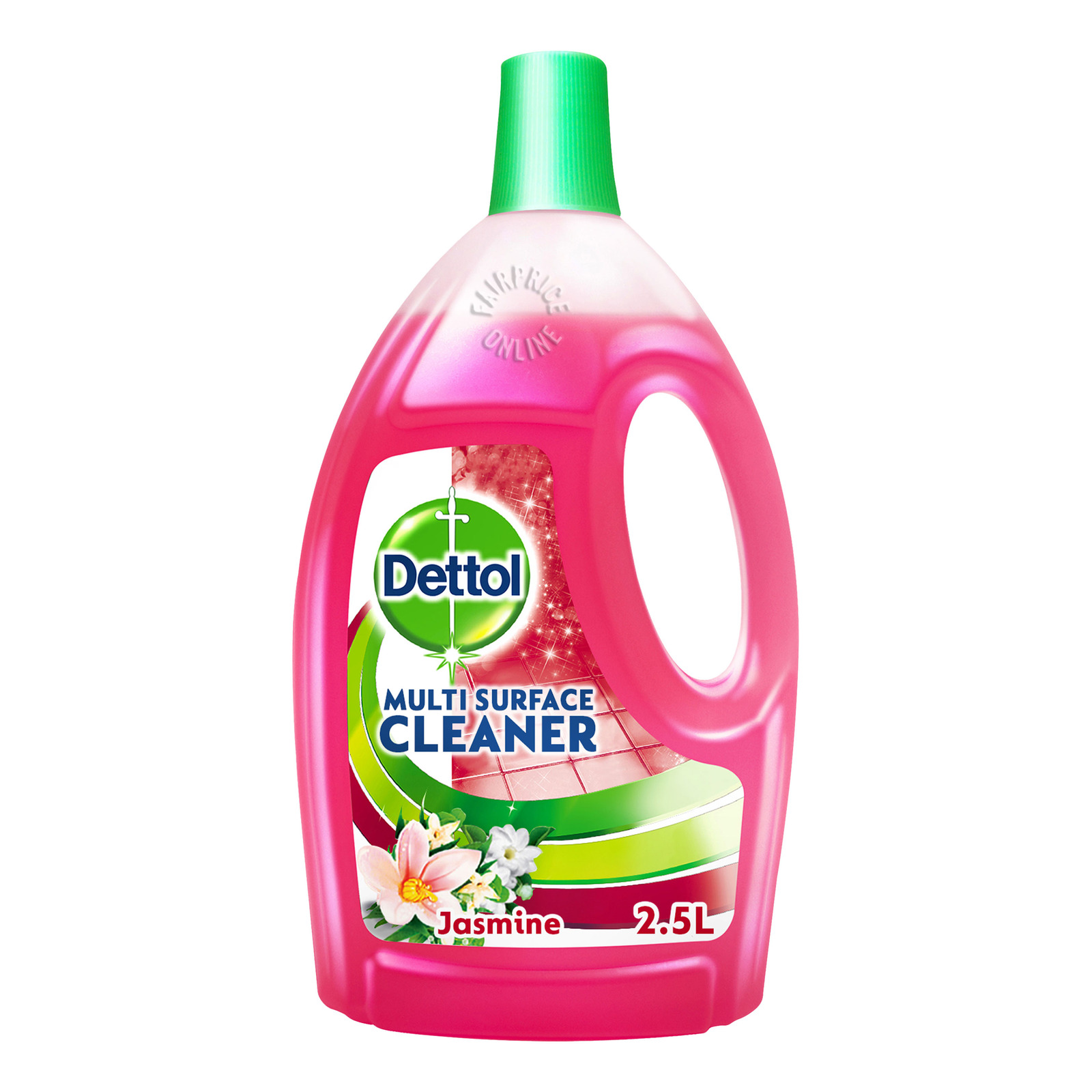 Dettol 4 in 1 Multi Surface Cleaner - Jasmine