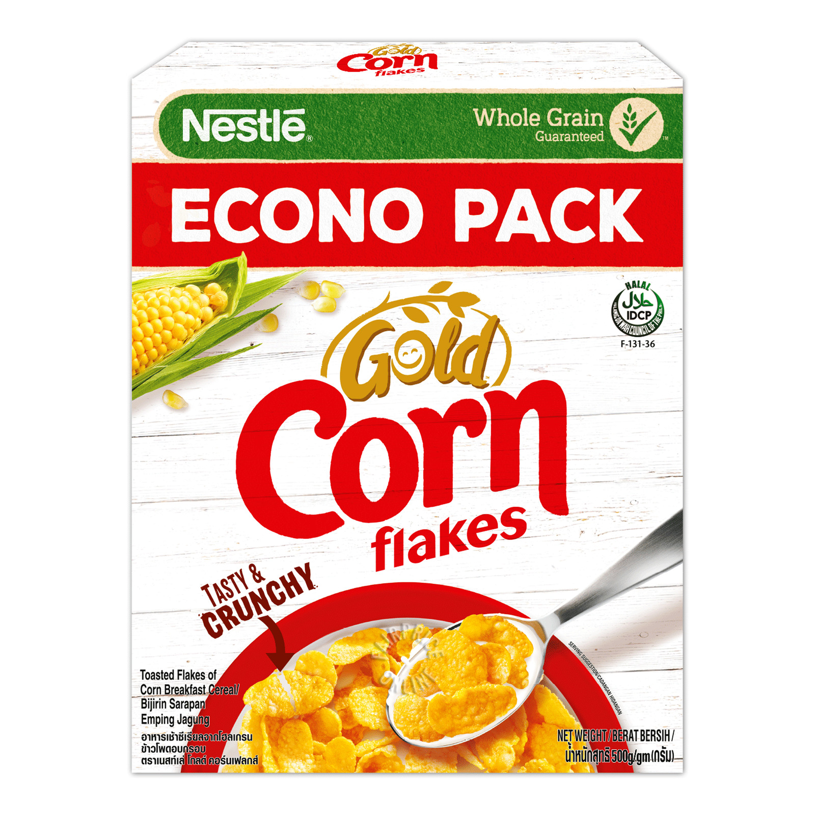 NESTLE HONEY GOLD CORNFLAKES Cereal