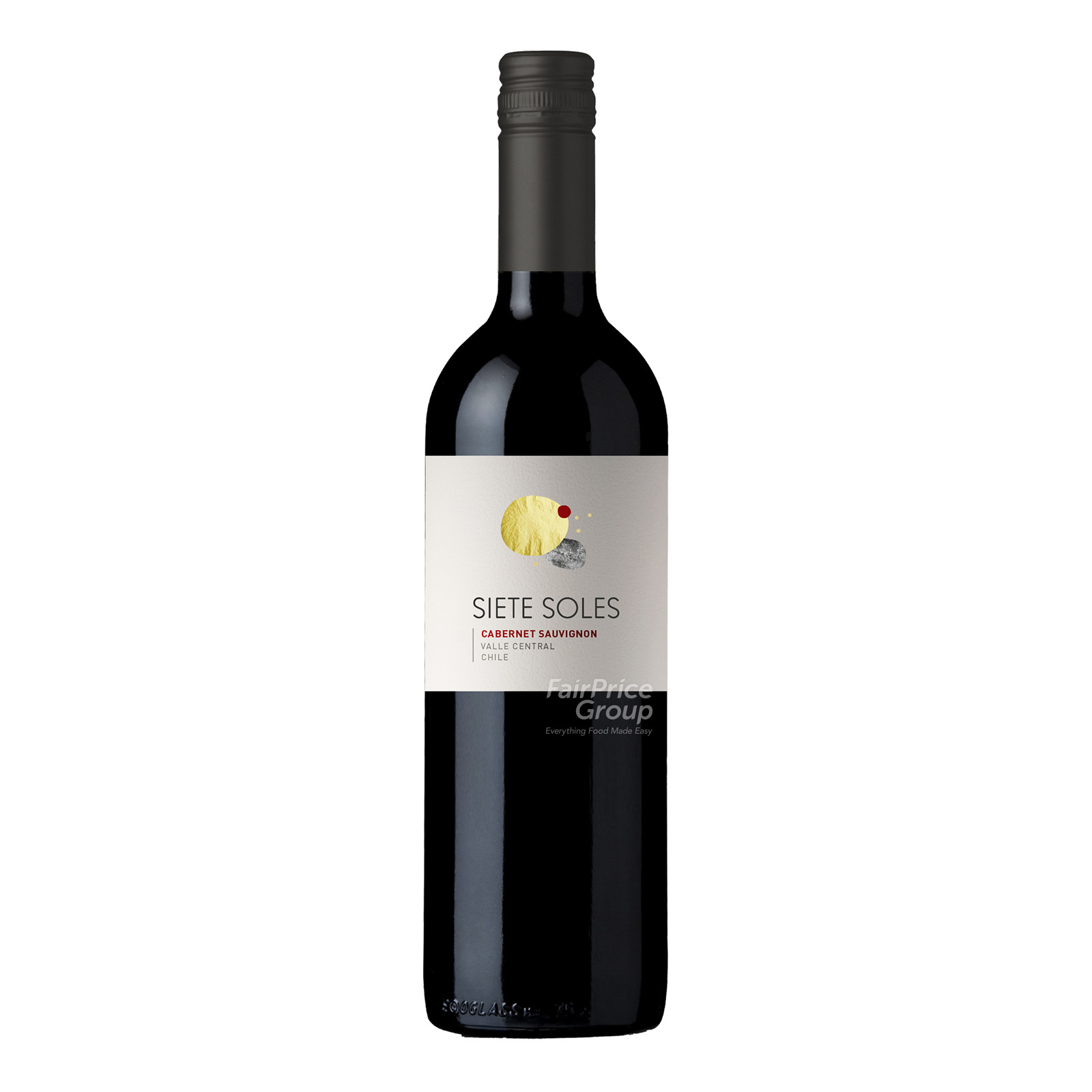 Siete Sole Red Wine - Cabernet Sauvignon
