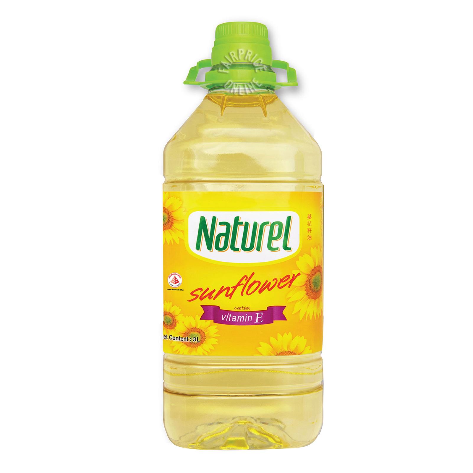 Naturel Cooking Oil - Sunflower