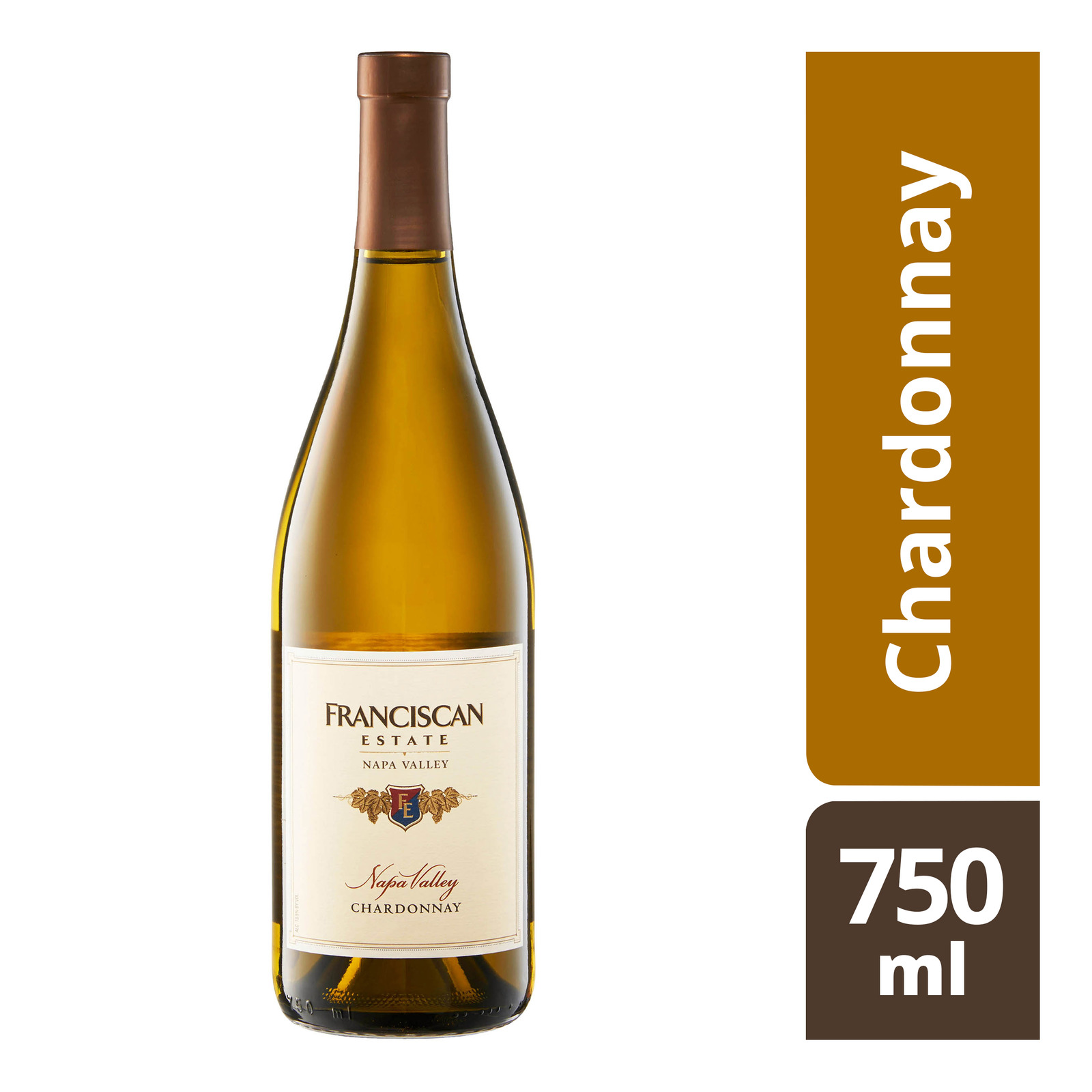 Franciscan Estate Napa Valley White Wine - Chardonnay