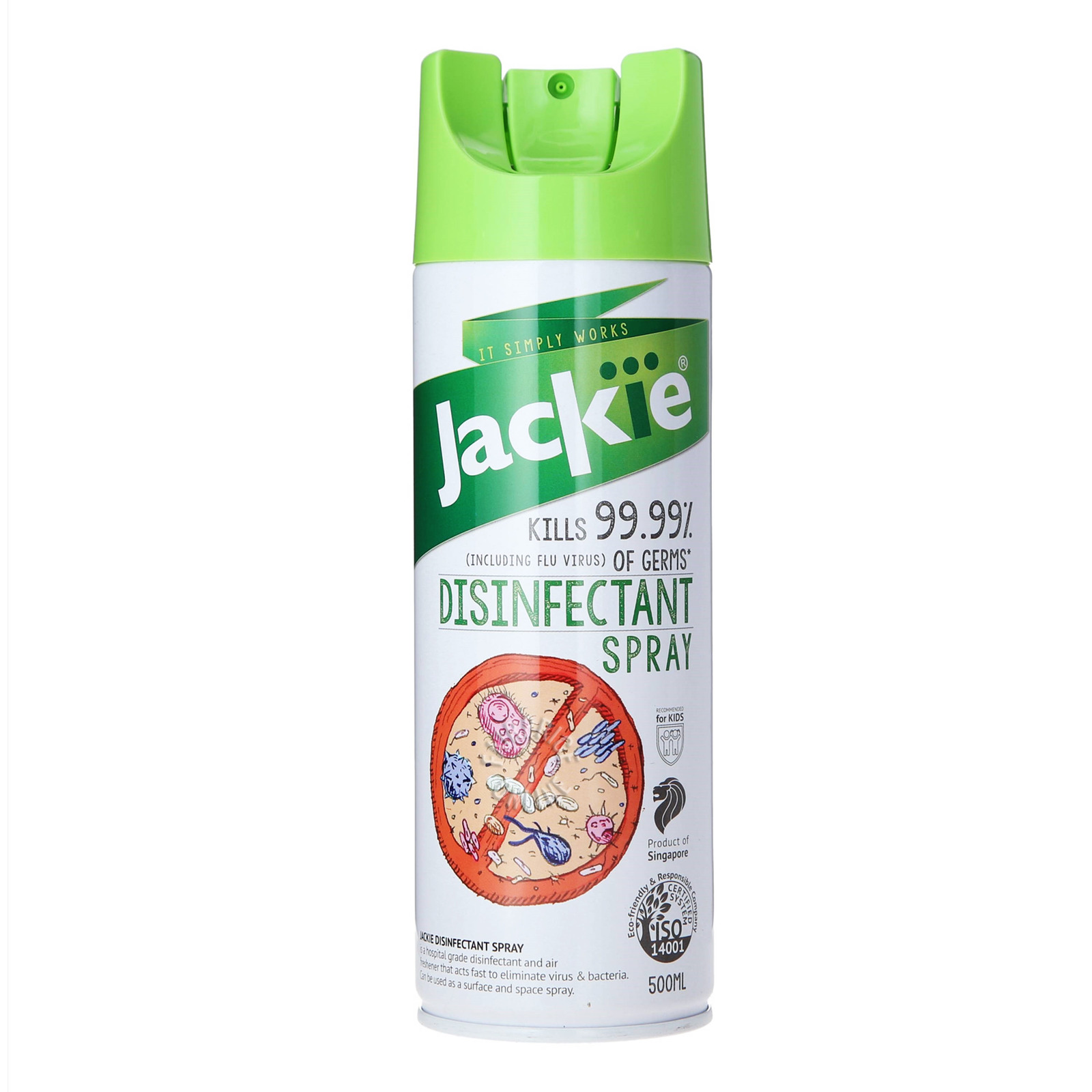 Jackie Disinfectant Spray