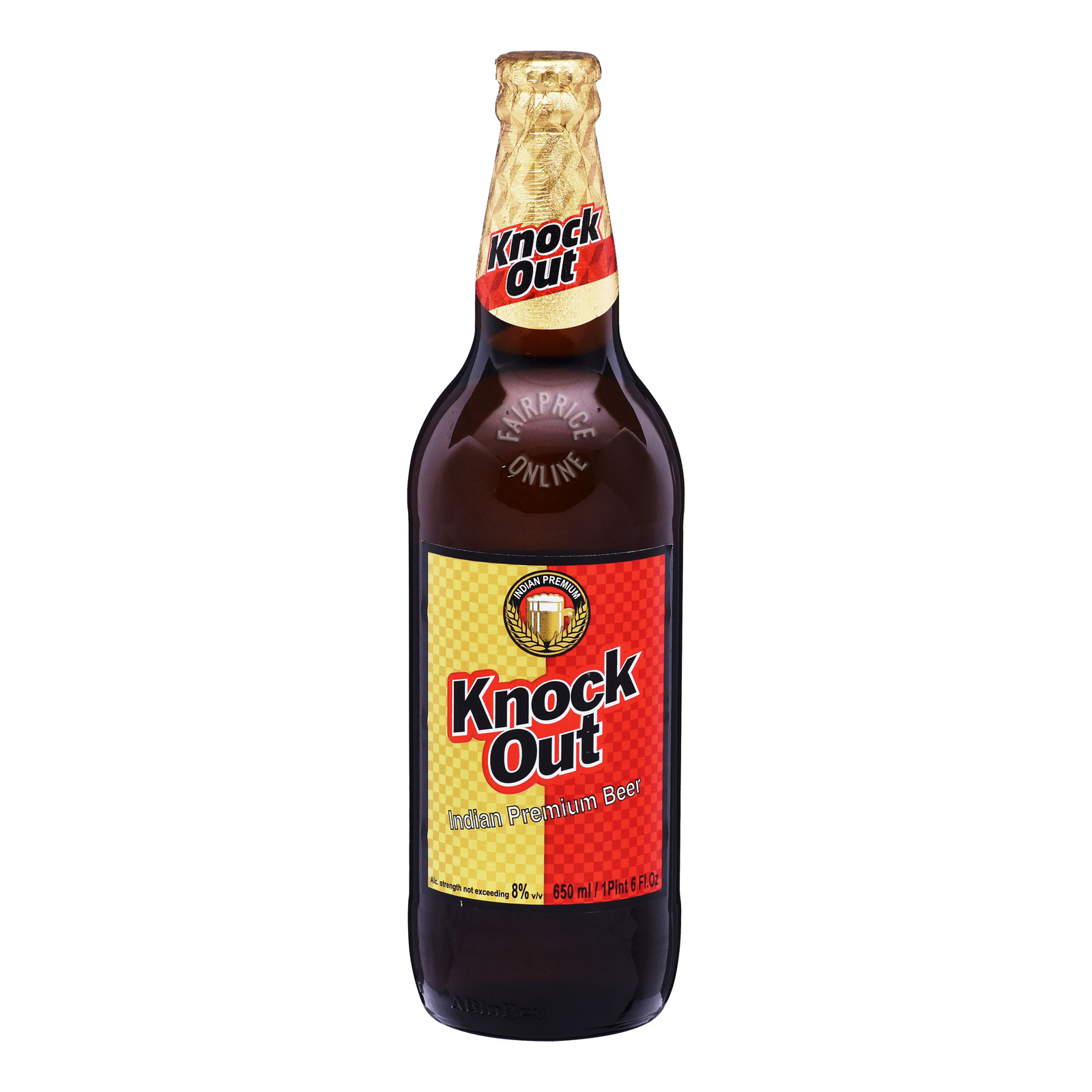 Knock Out Strong Bottle Beer