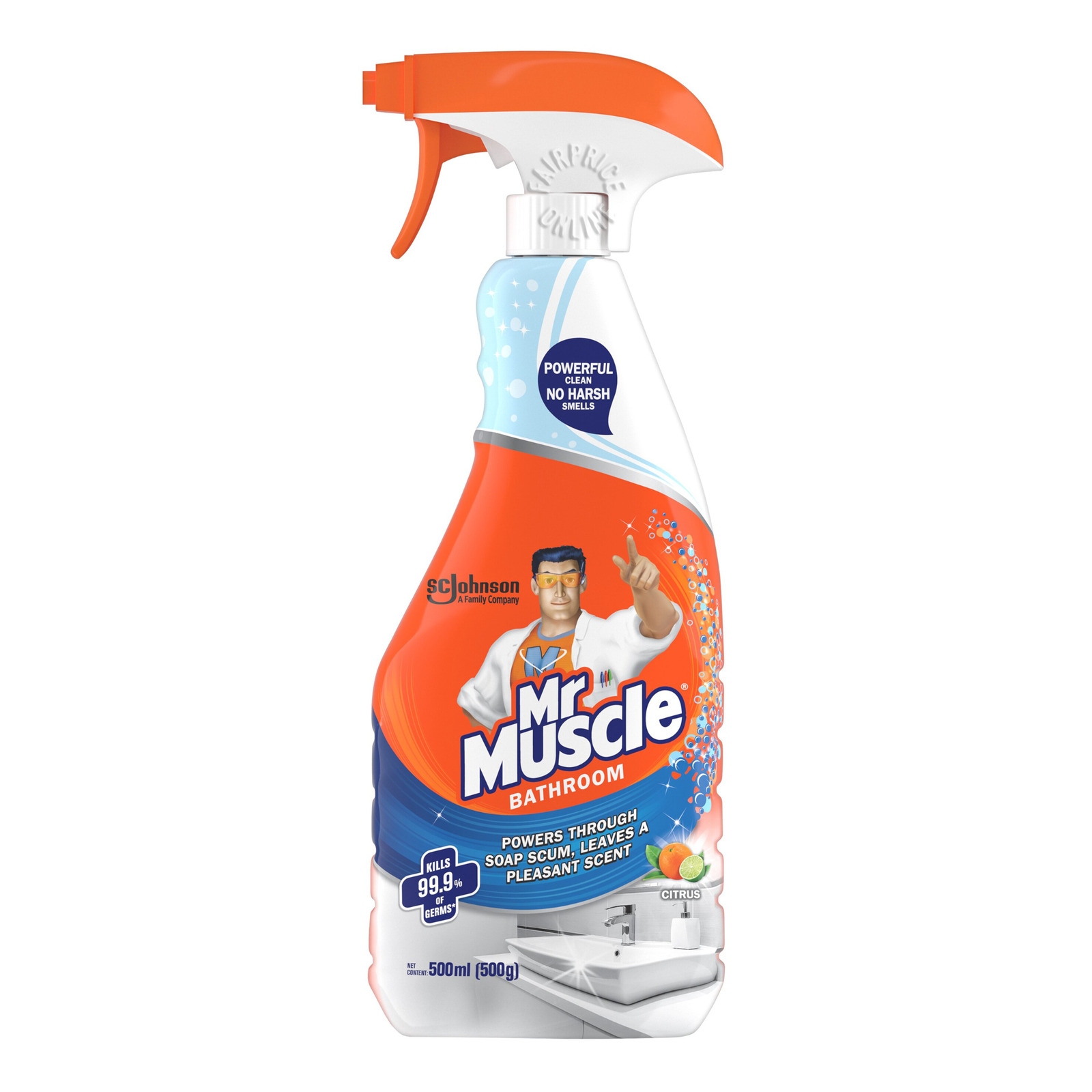 Mr Muscle 5 in 1 Total Bath