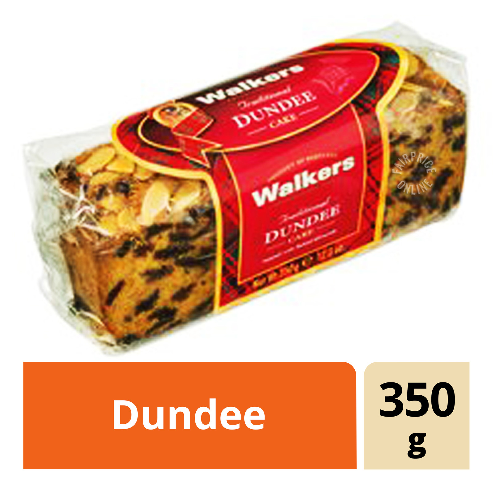 Walkers Traditional Cake - Dundee