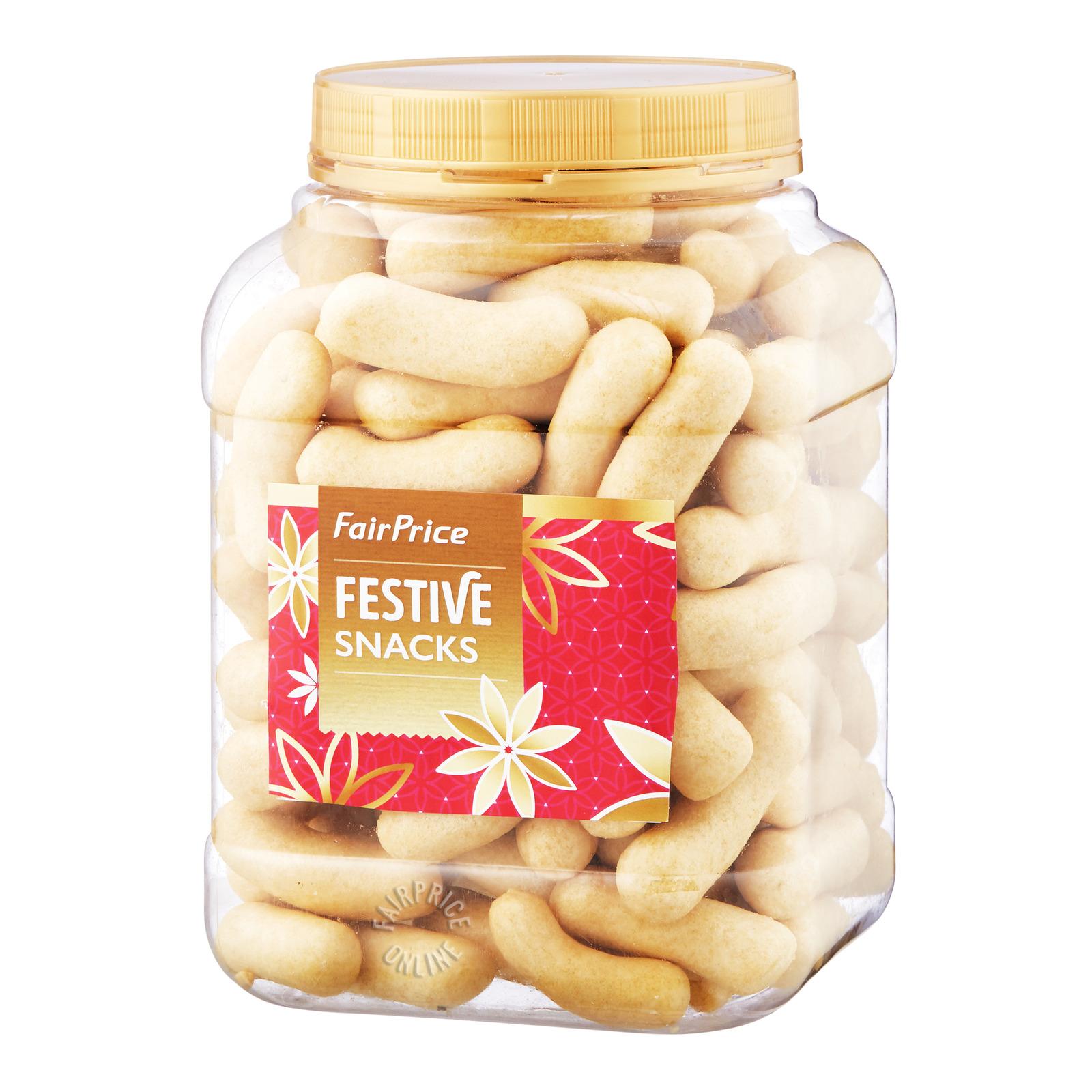 FairPrice Festive Snacks - Handmade Fish Crackers Ball