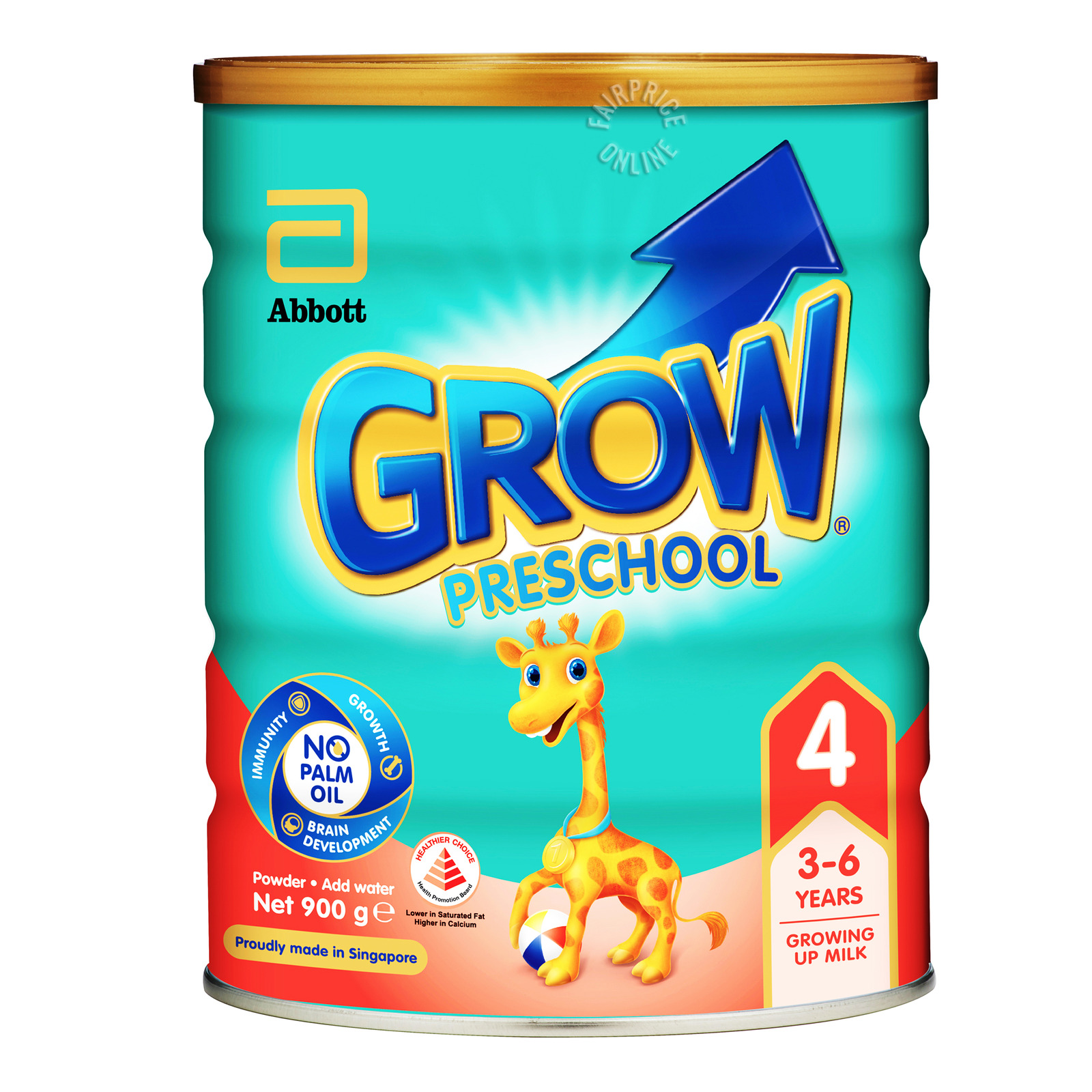 Abbott Grow Preschool Milk Formula - 3 Years Onward