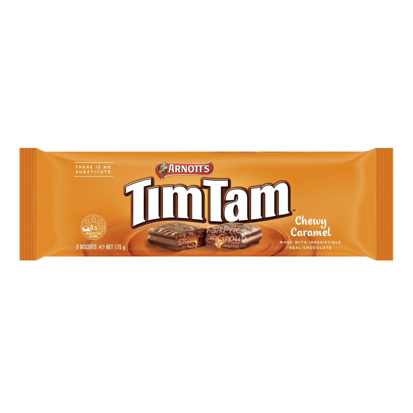 Arnott's Tim Tam Biscuits - Chewy Caramel