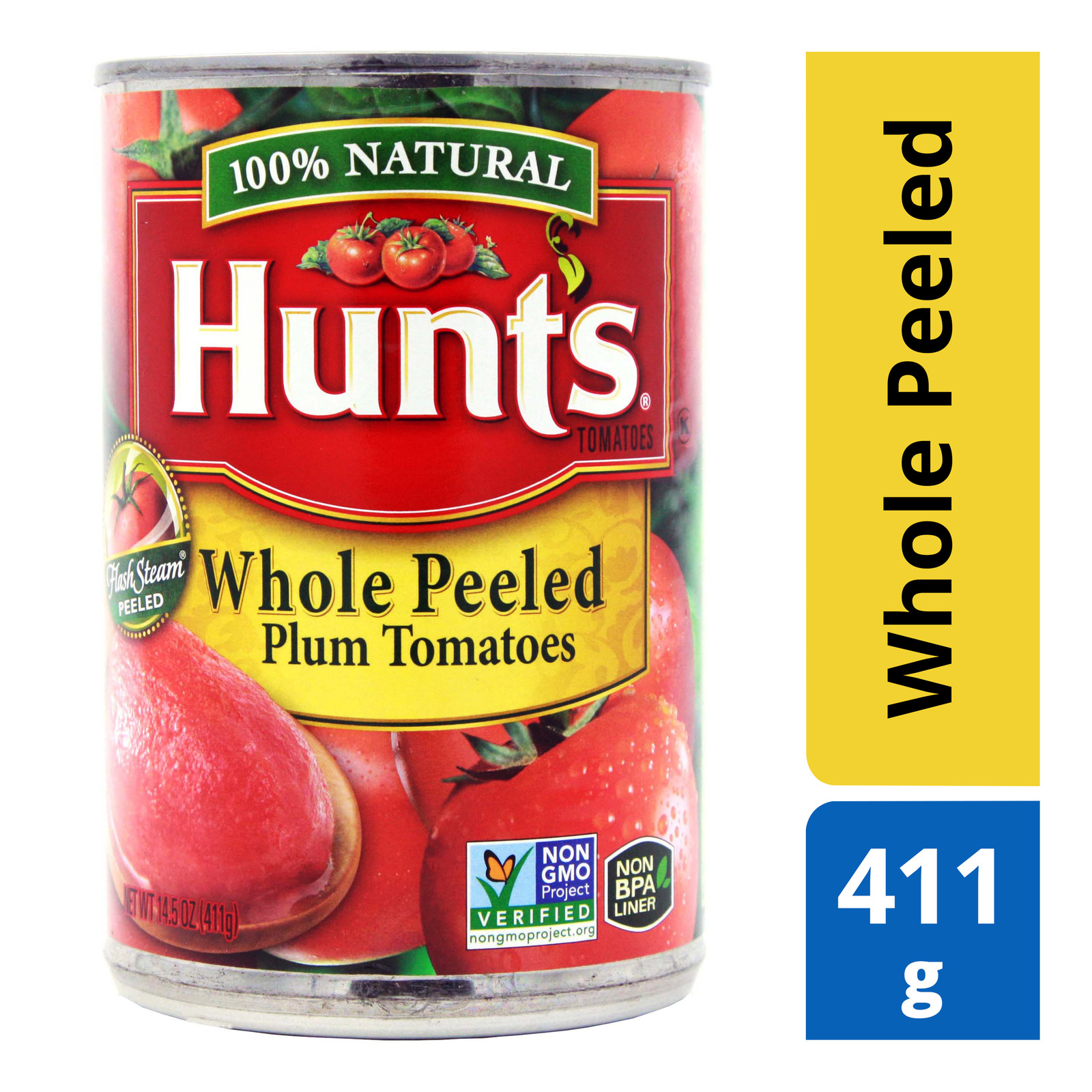 Hunt's Plum Tomatoes - Whole Peeled