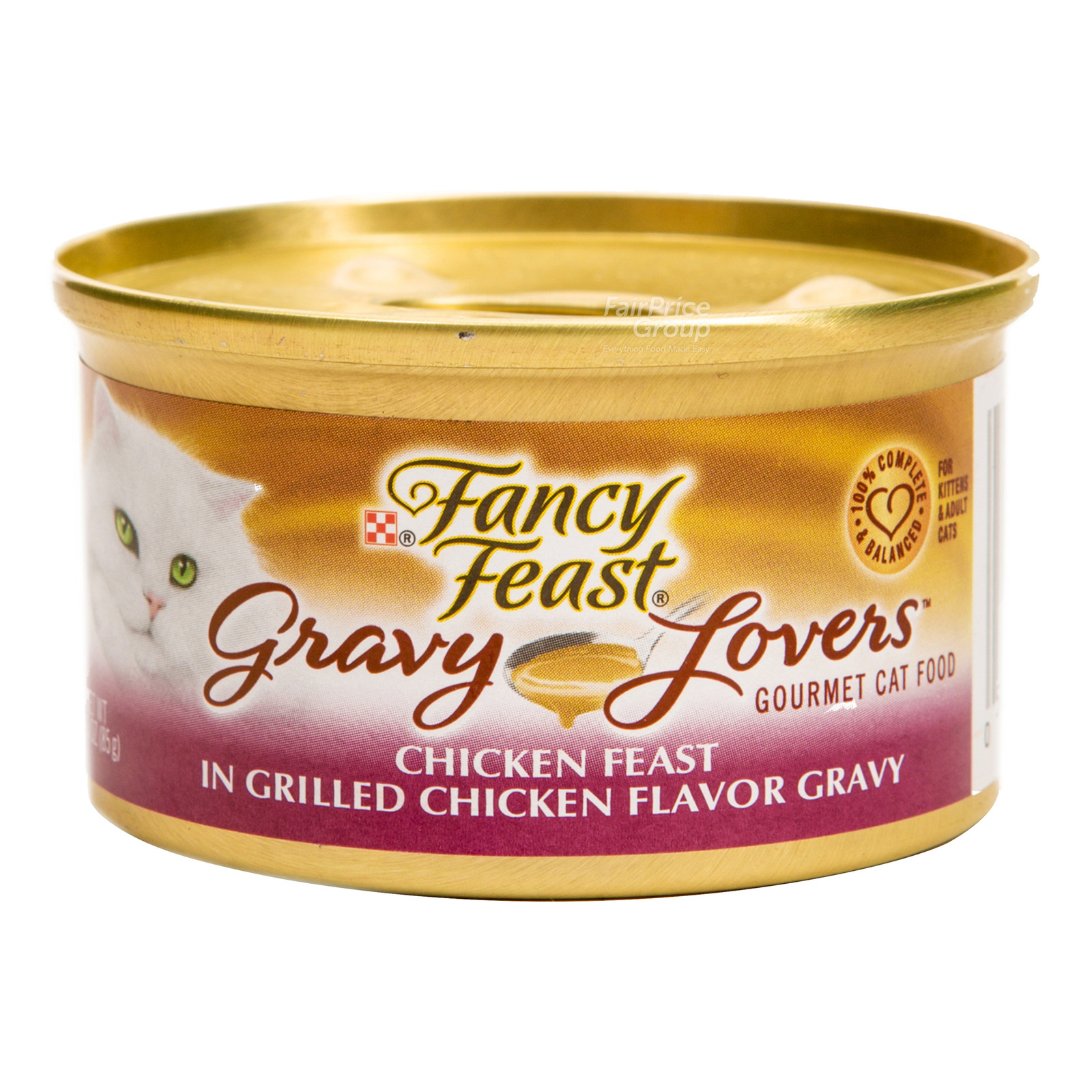Fancy Feast Gravy Lovers Cat Food - Chicken