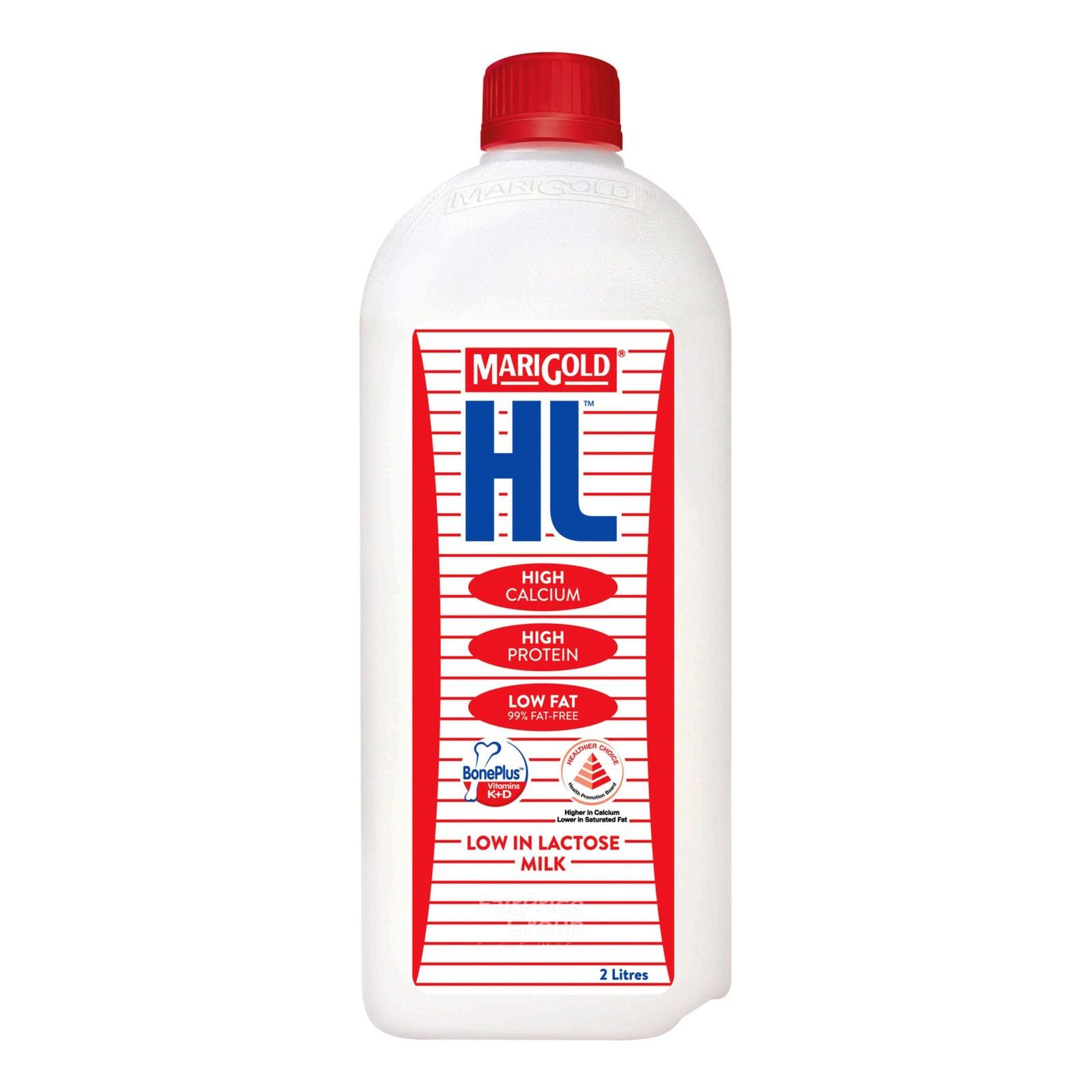 Marigold HL Bottle Milk - Plain