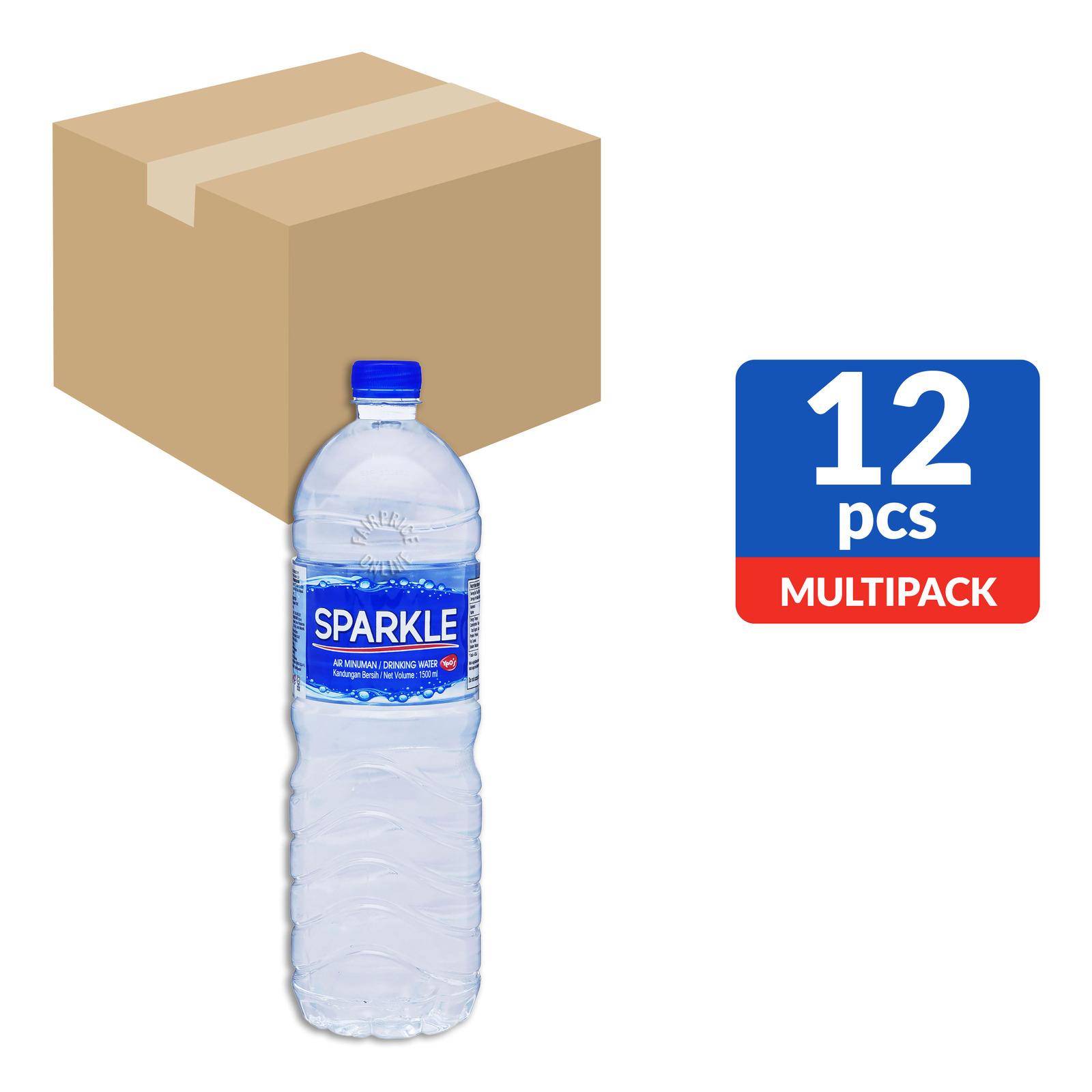 Yeo's Sparkle Drinking Bottle Water