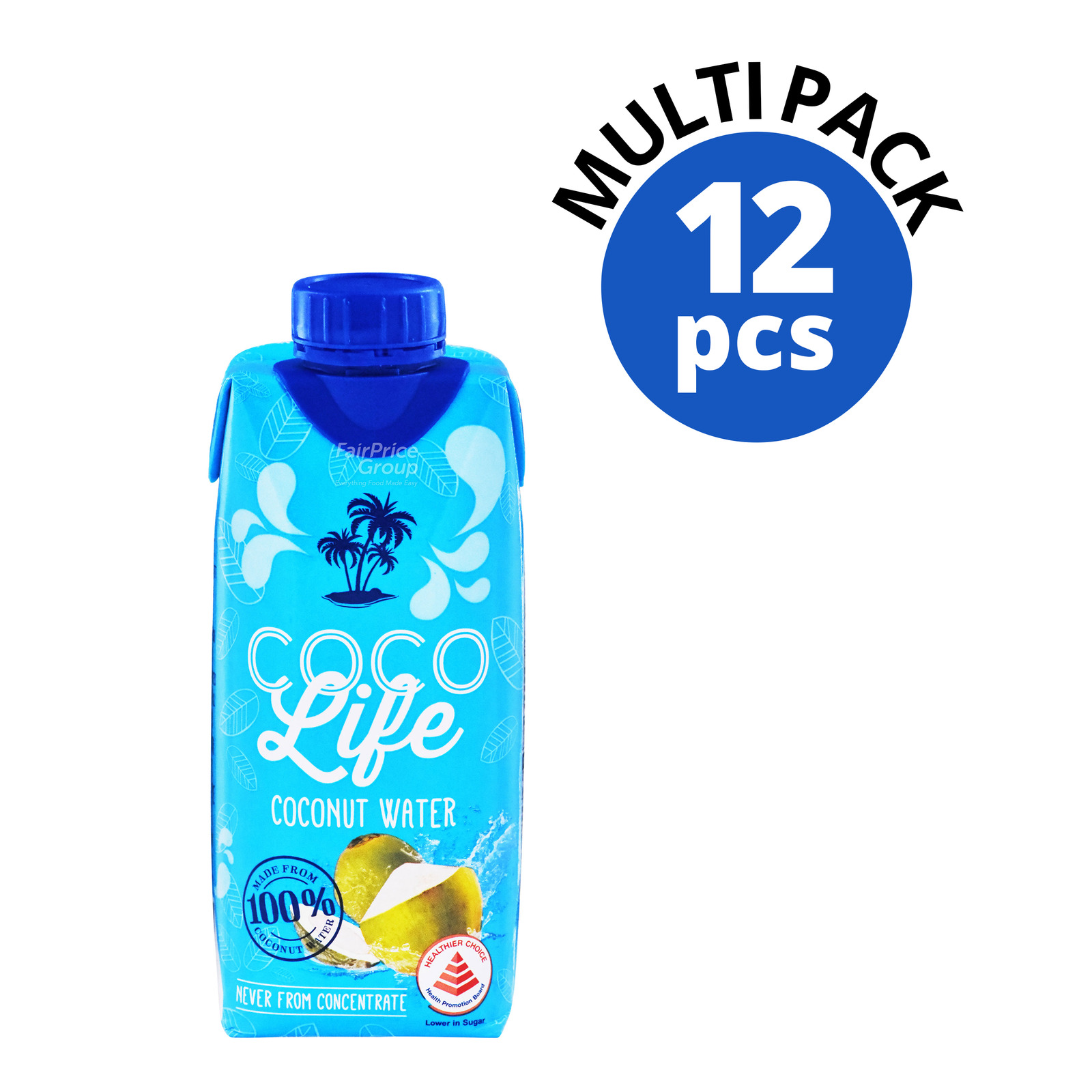 Coco Life Coconut Packet Water