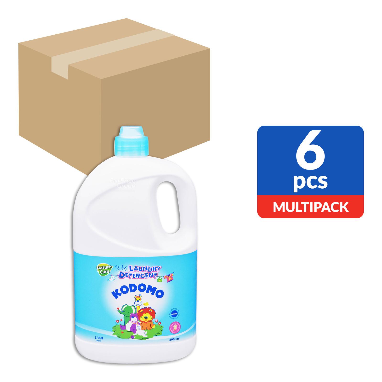 Kodomo Baby Laundry Detergent - Nature Care