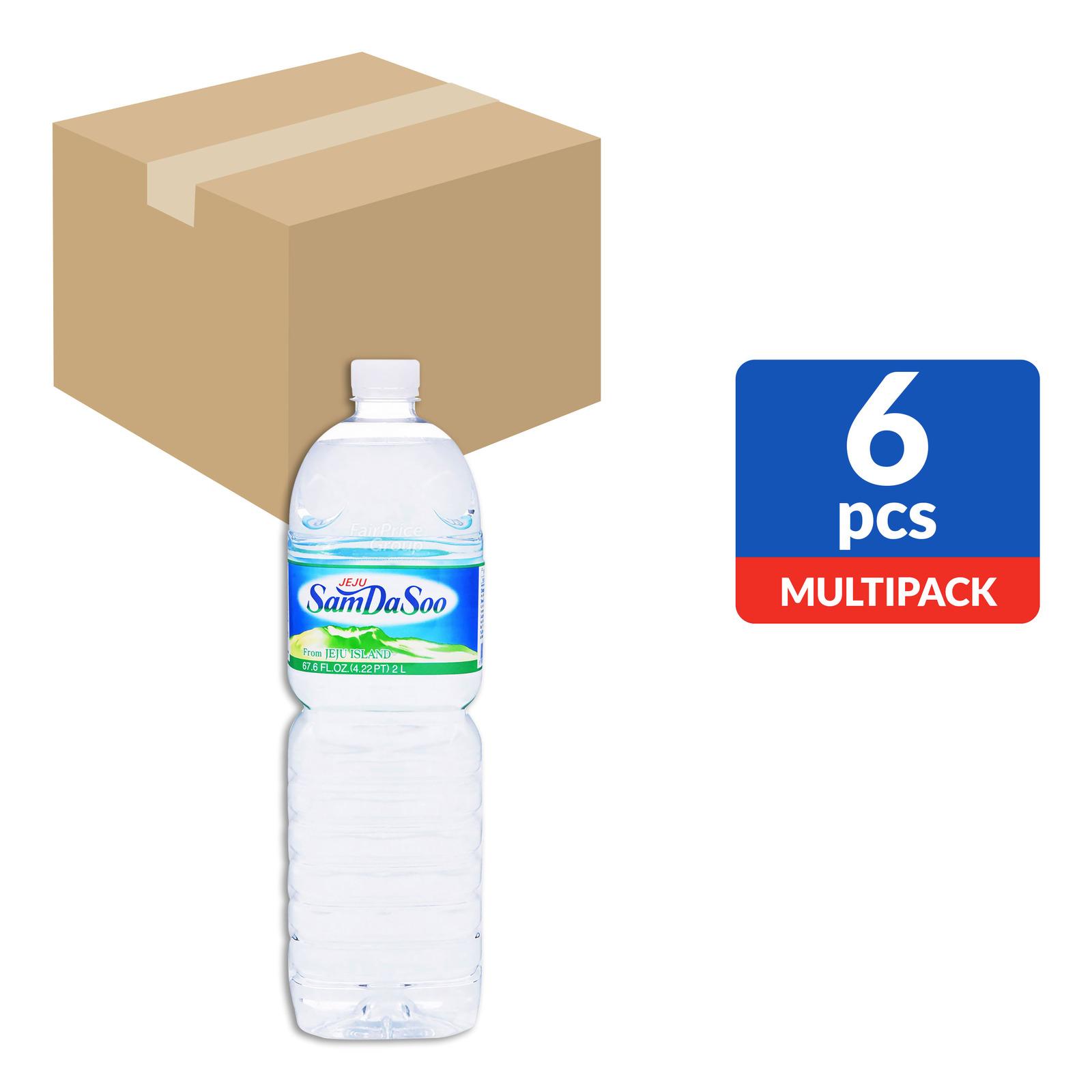 Jeju SamDaSoo Mineral Bottle Water
