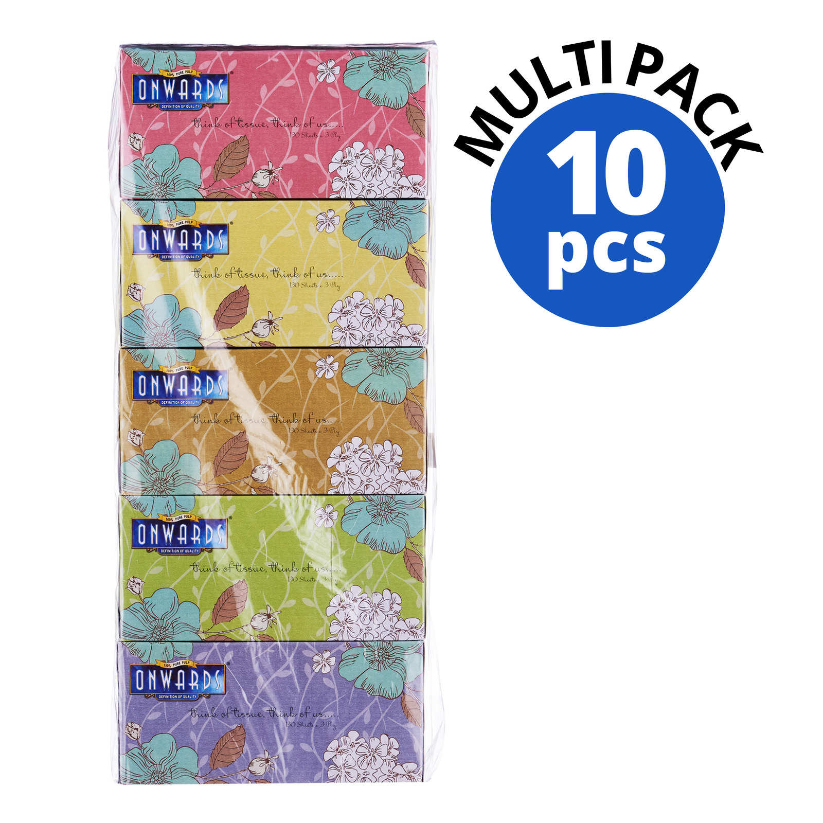 FairPrice Onwards Facial Tissues (3 Ply)