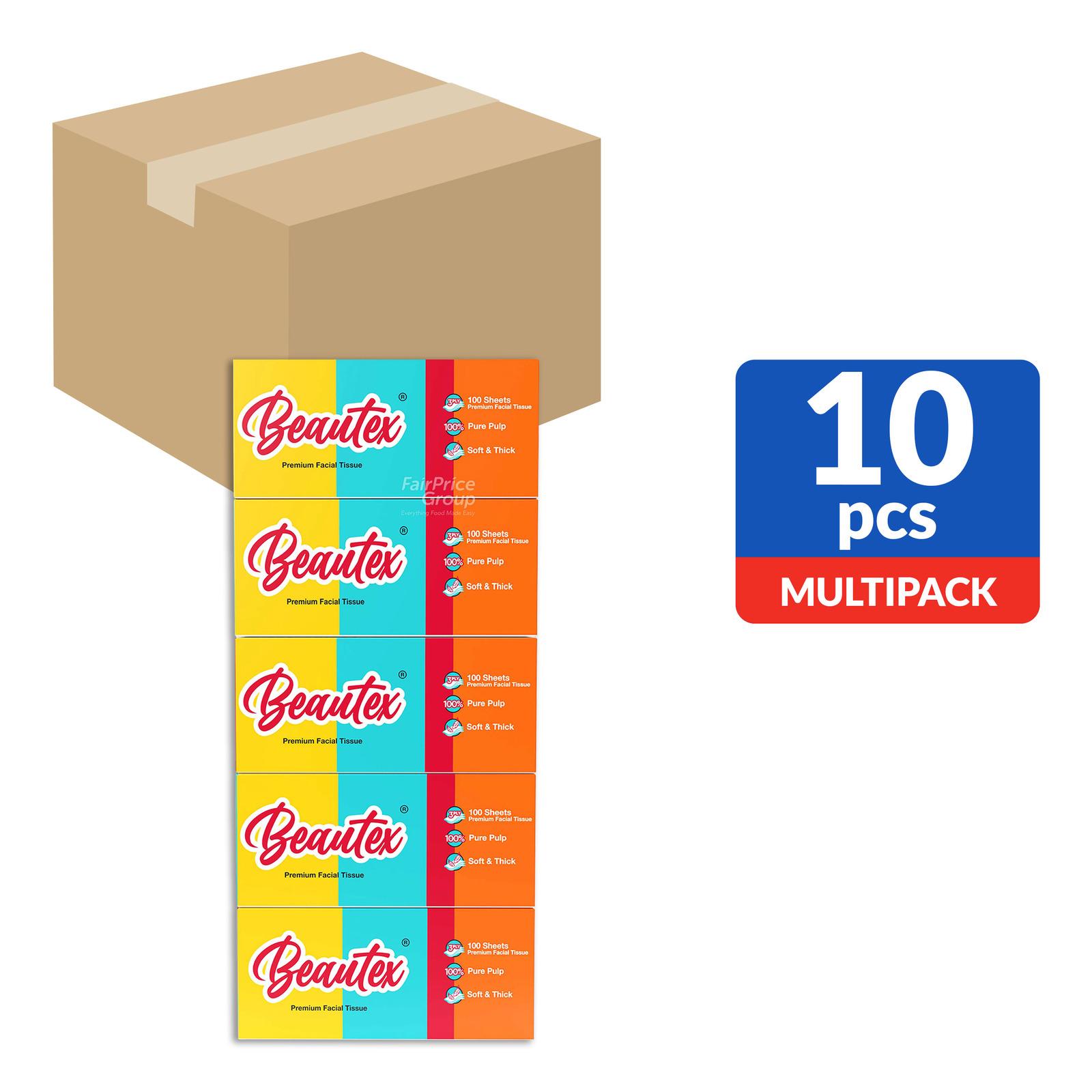 Beautex Facial Tissue Box - Special (3ply)