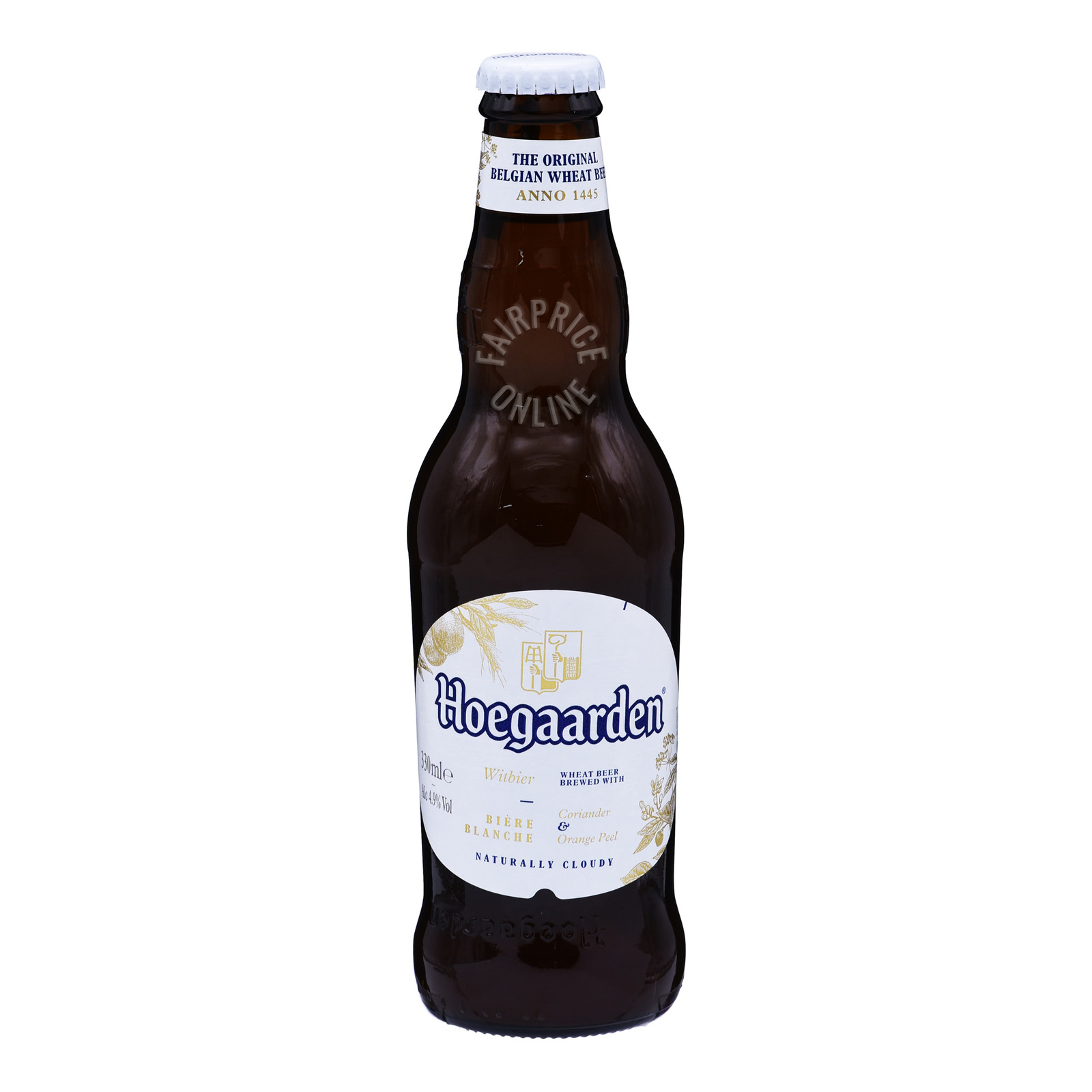 Hoegaarden Bottle Beer - Wit-Blanche