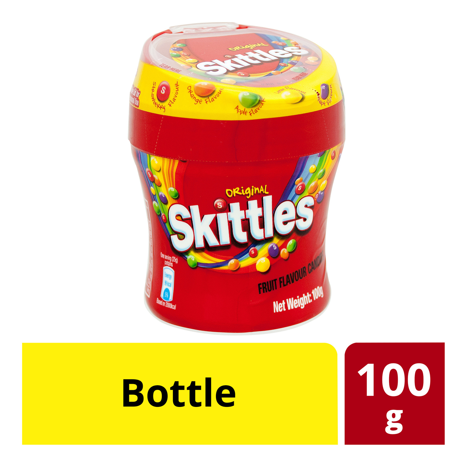 Skittles Candies - Original (Bottle)