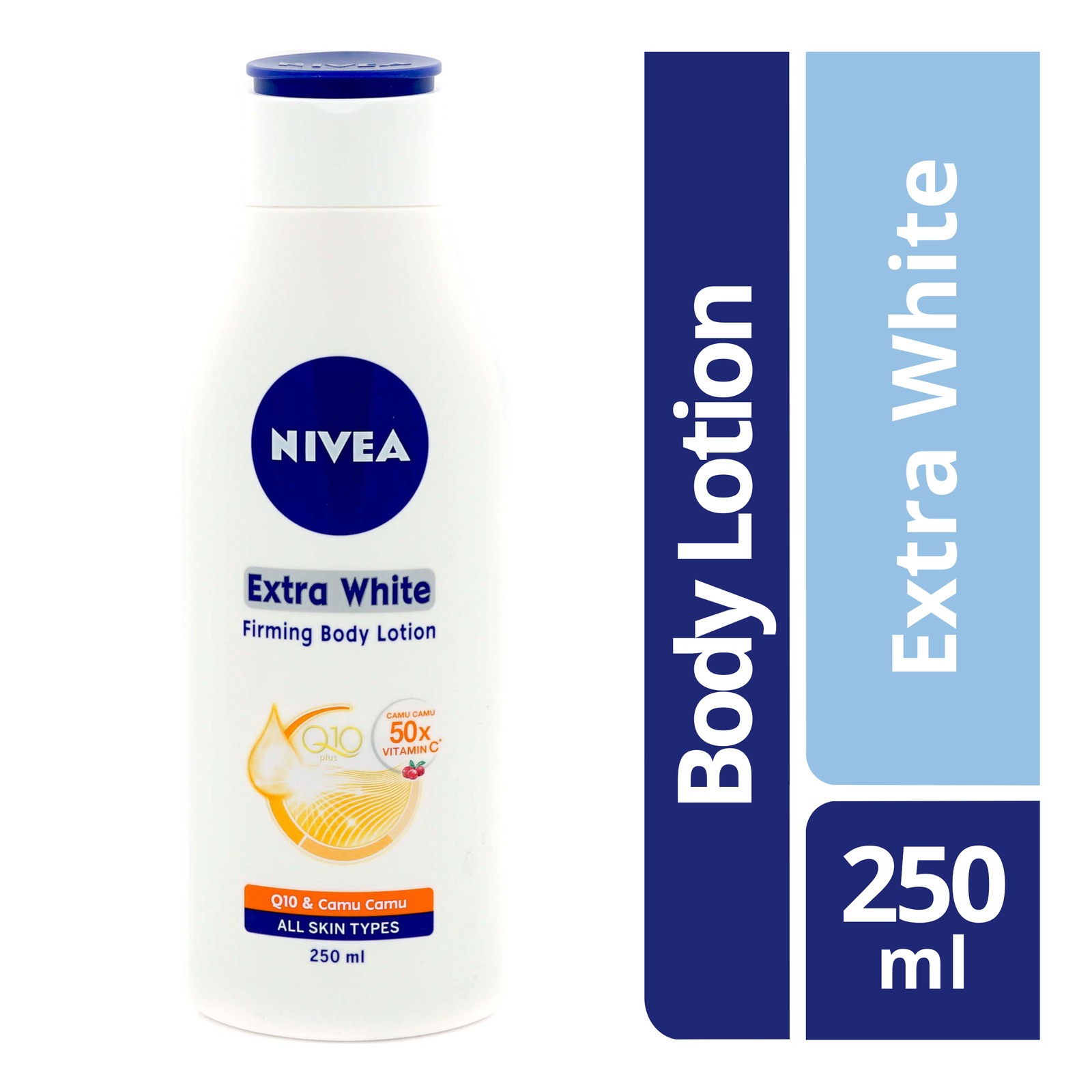 Nivea Body Lotion - Extra White (Firming)