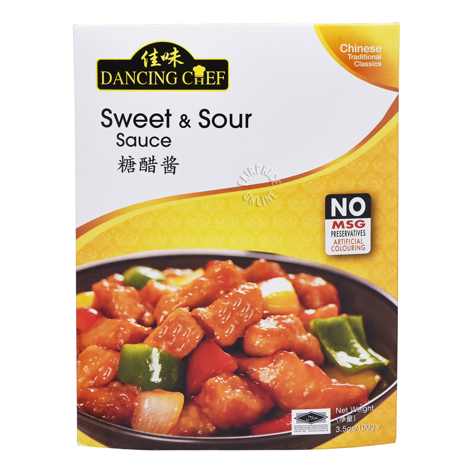 Dancing Chef Sauce - Sweet & Sour