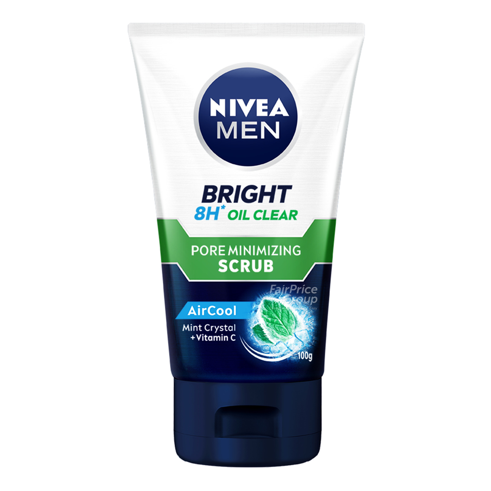 Nivea Men Oil Control Face Wash - Anti-Blackheads