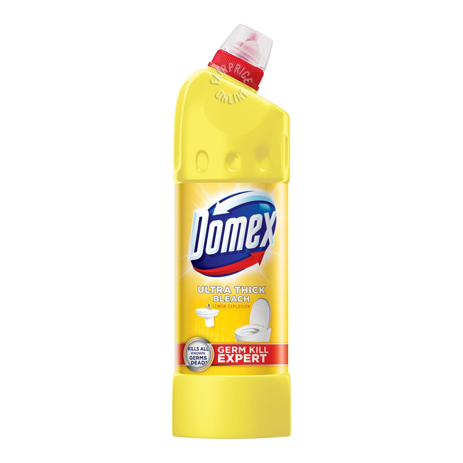 Domex Ultra Thick Bleach - Lemon Explosion