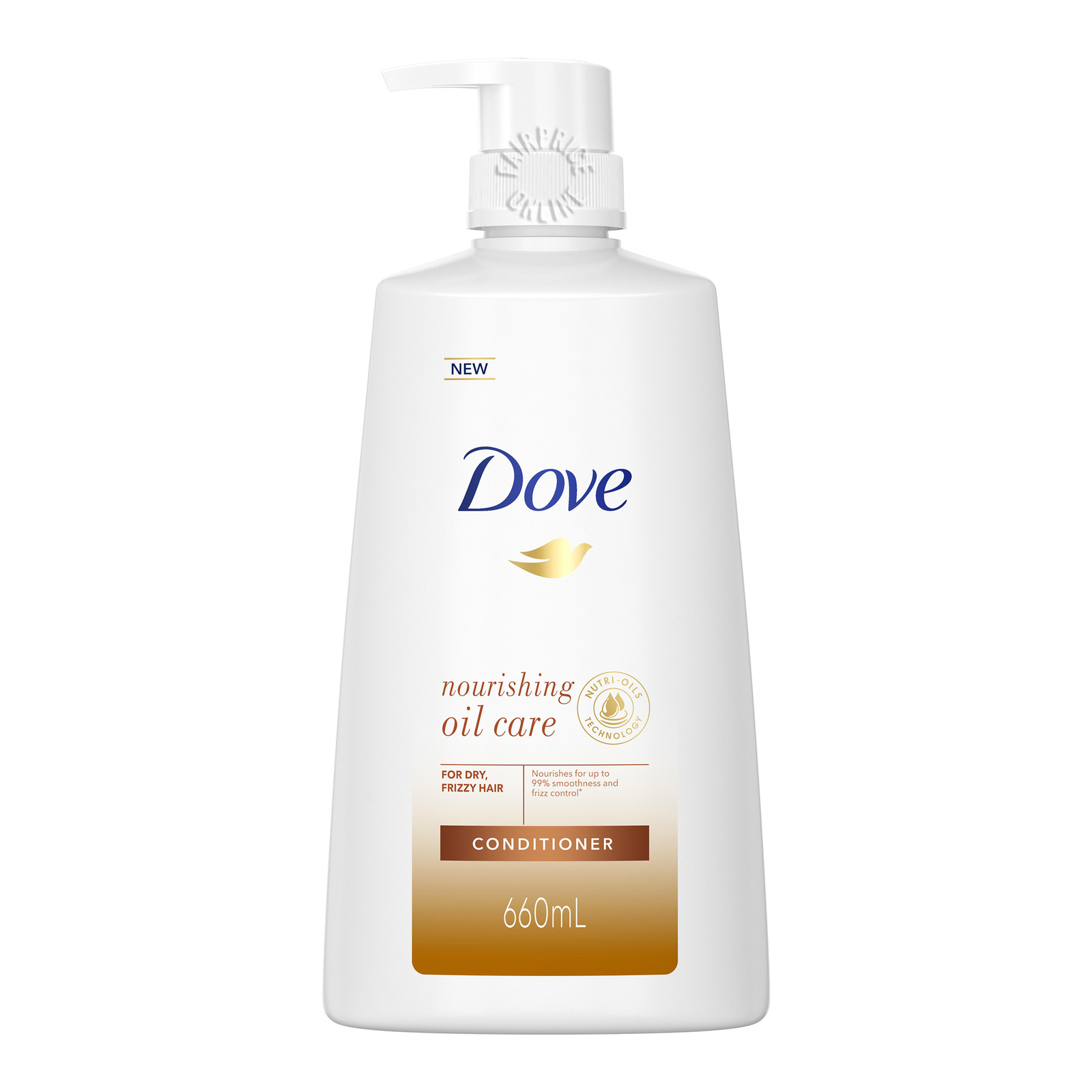 Dove Conditioner - Nourishing Oil Care