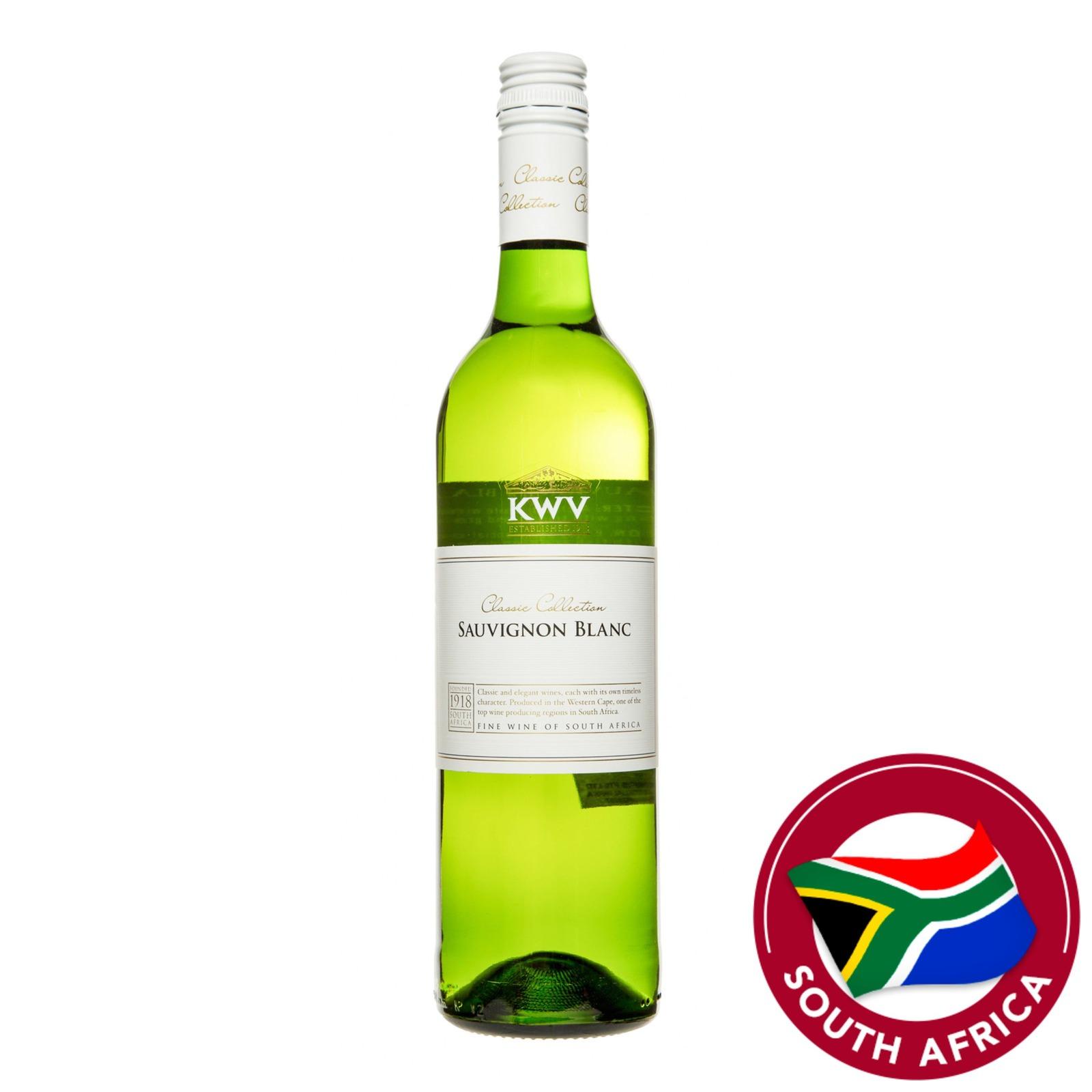 KWV Classic Collection White Wine - Sauvignon Blanc