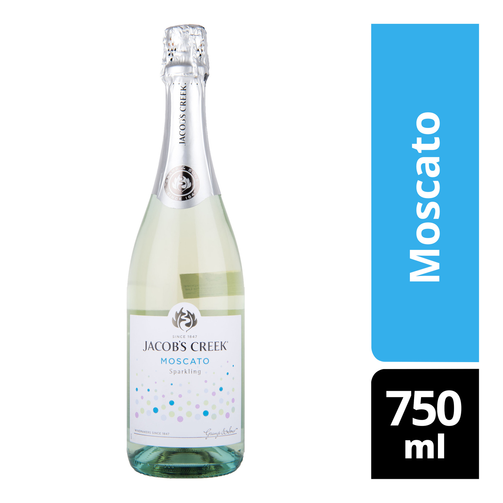 Jacob's Creek Sparkling Wine - Moscato