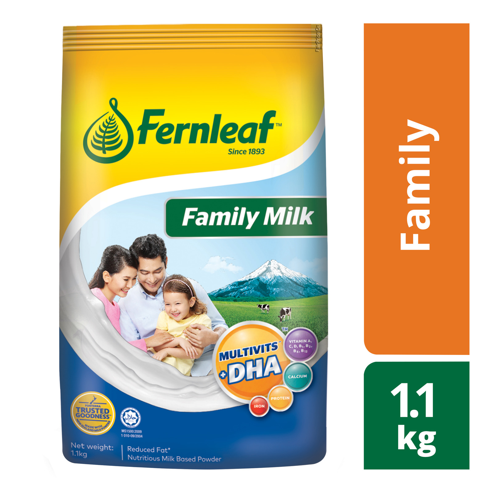 Fernleaf Family Milk Nutritious Milk Powder