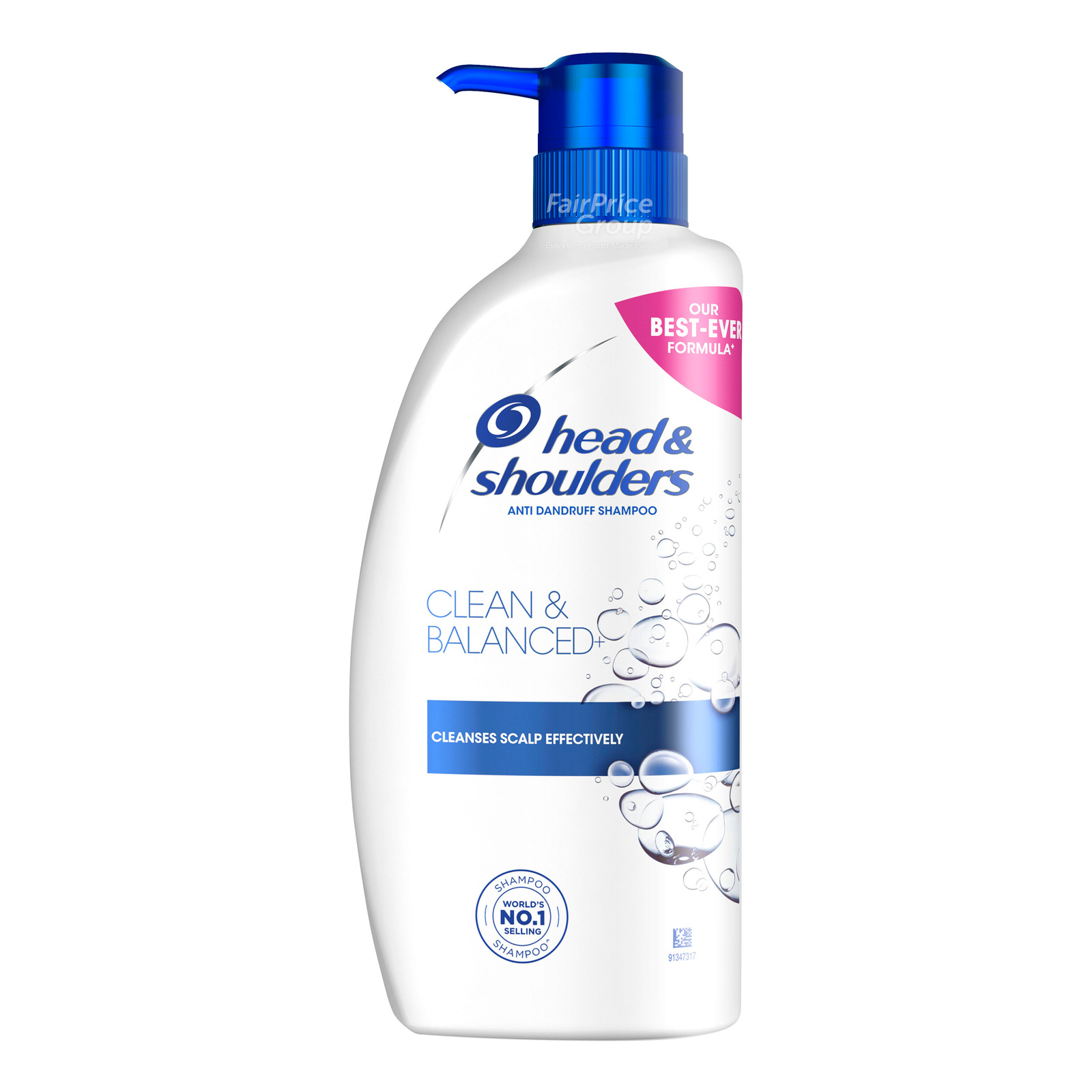 Head & Shoulders Anti-Dandruff Shampoo - Clean & Balanced