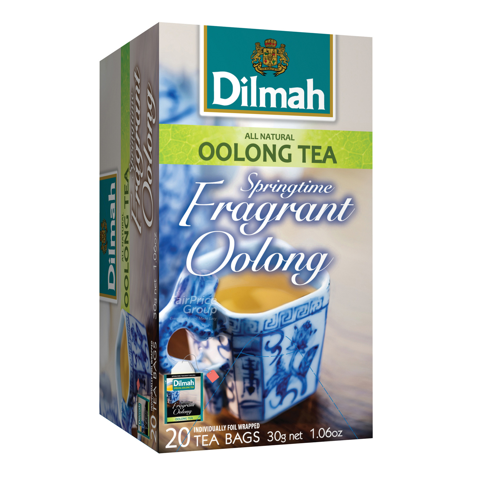Dilmah Tea Bags -  Springtime Fragrant Oolong