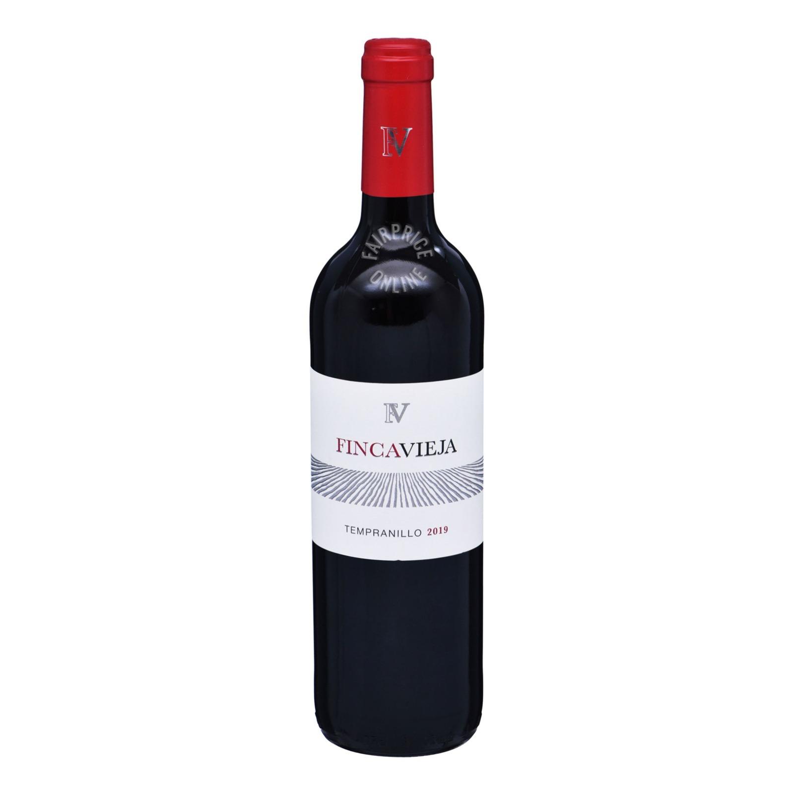 Finca Vieja Red Wine - Tempranillo