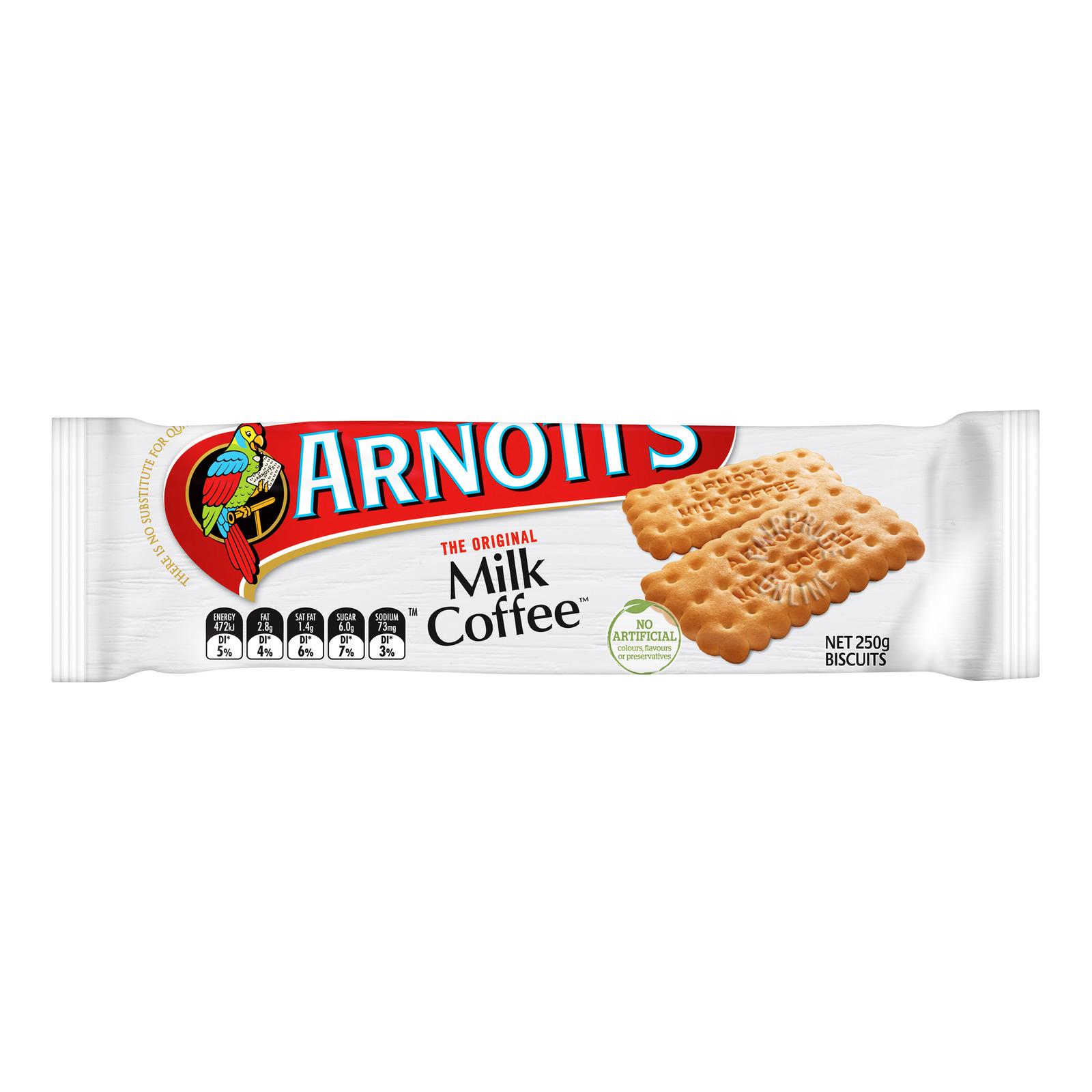 ARNOTT'S Milk Arrowroot Biscuits