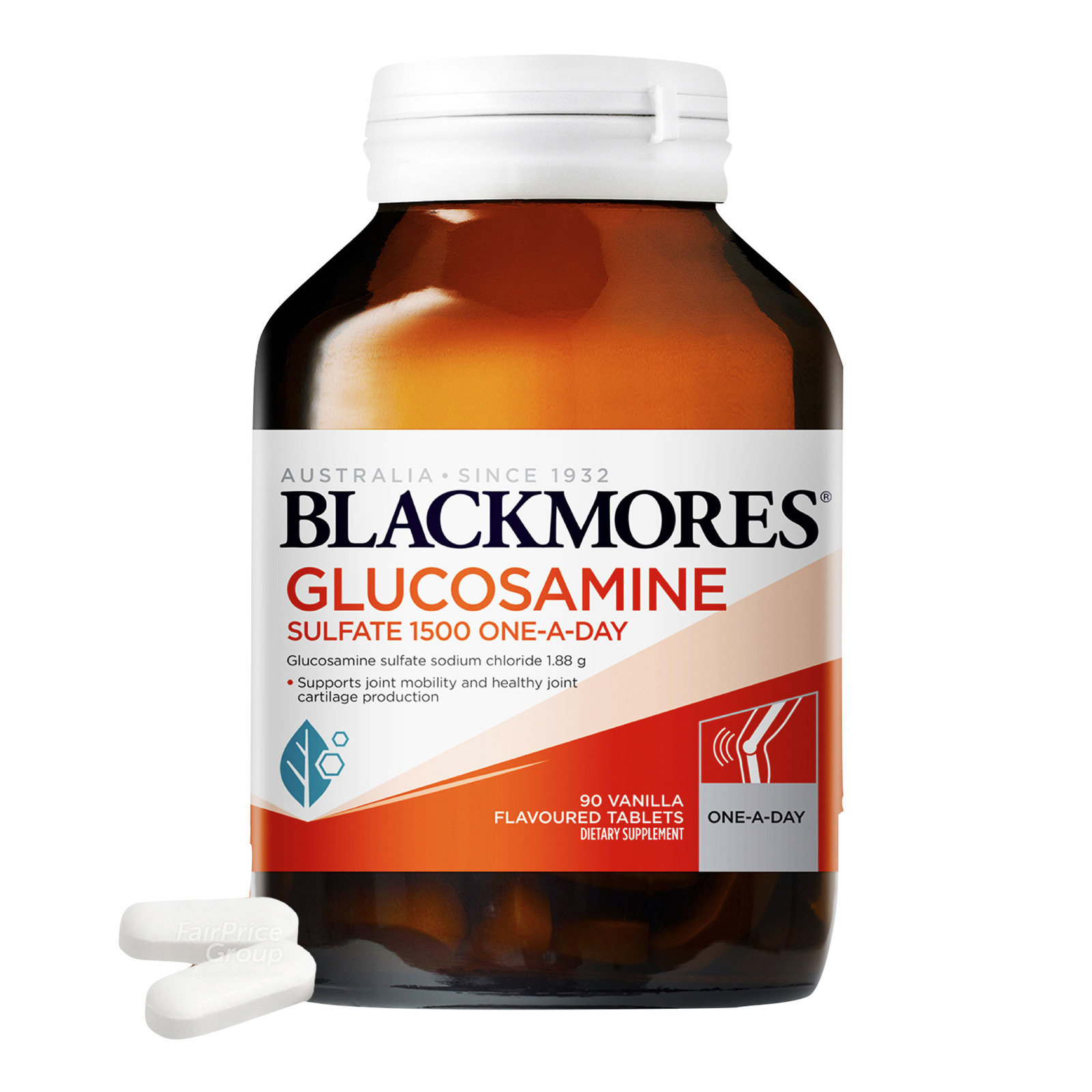 Blackmores Healthy Joints Tablet - Glucosamine 1500