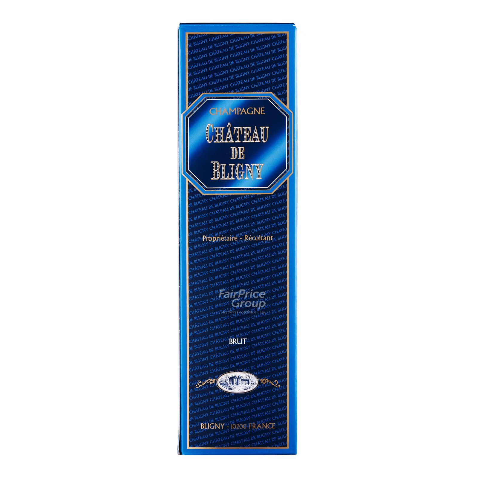 Chateau de Bligny Sparkling Wine - Grande Reserve Brut