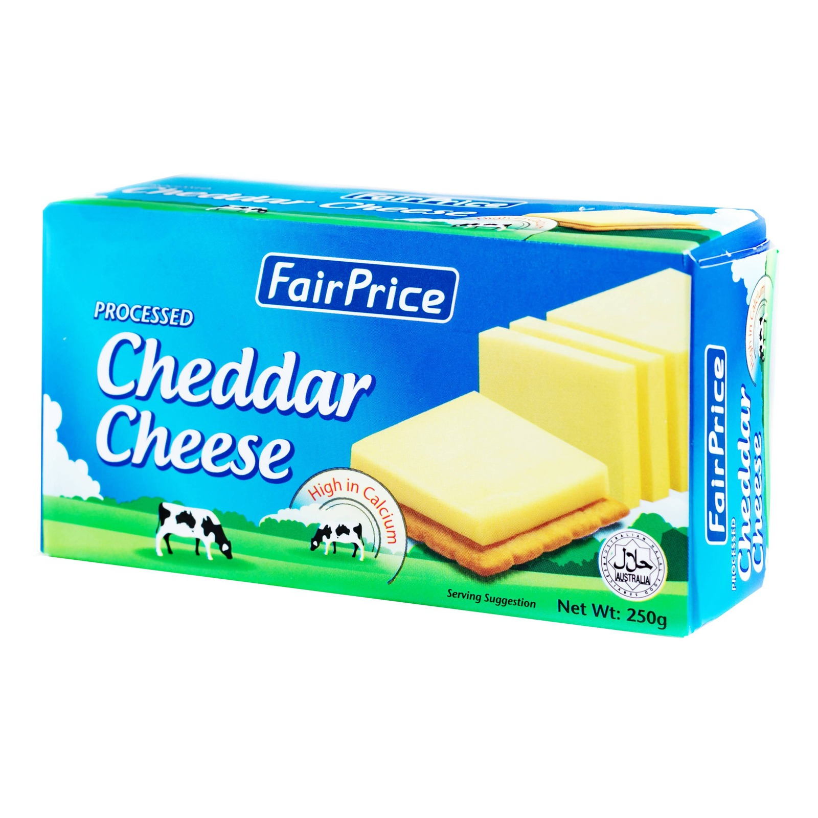FairPrice Cheese Block - Processed Cheddar