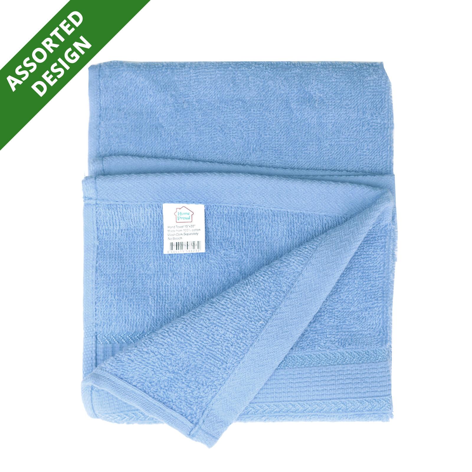 HomeProud Hand Towel - Assorted