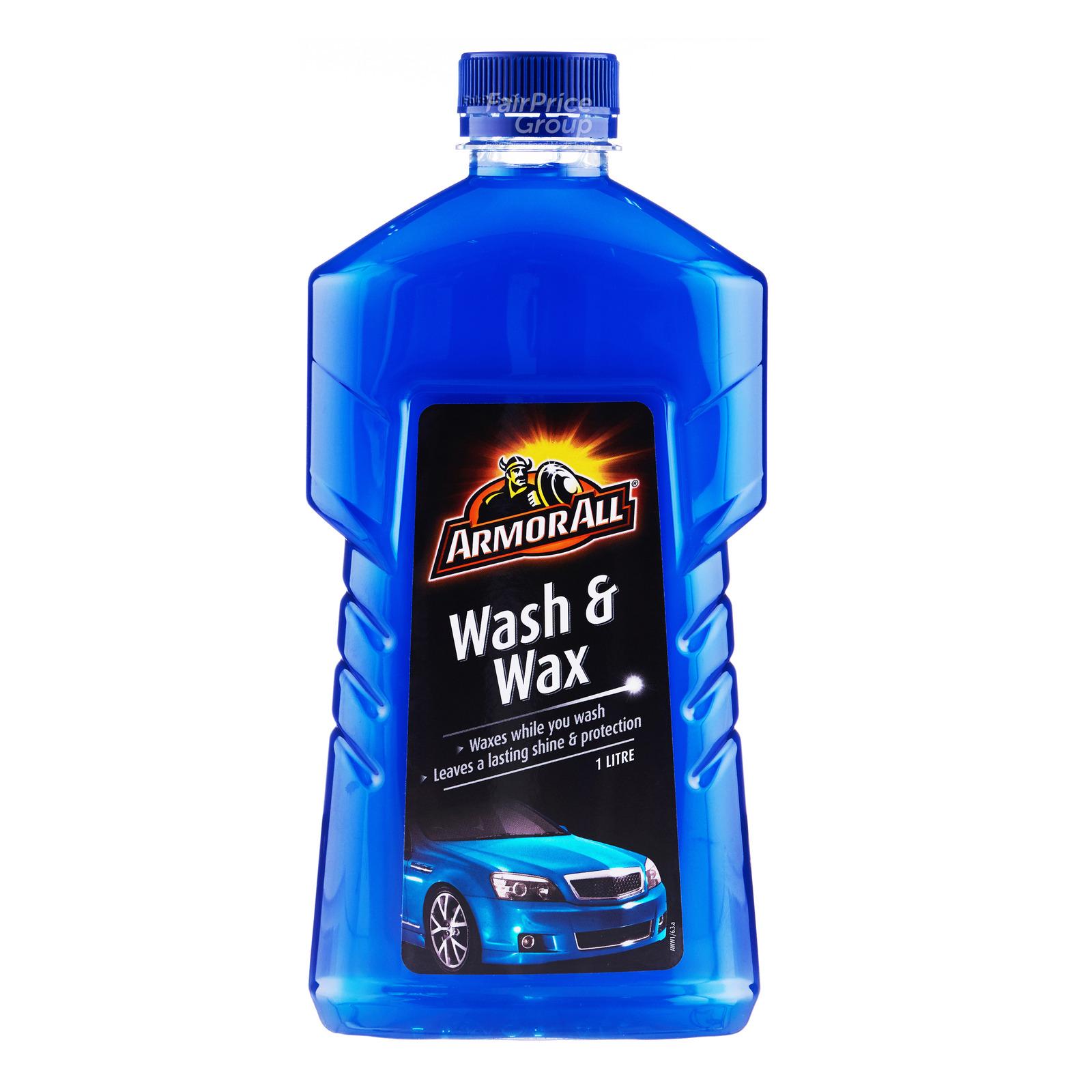 Armor All Wash & Wax