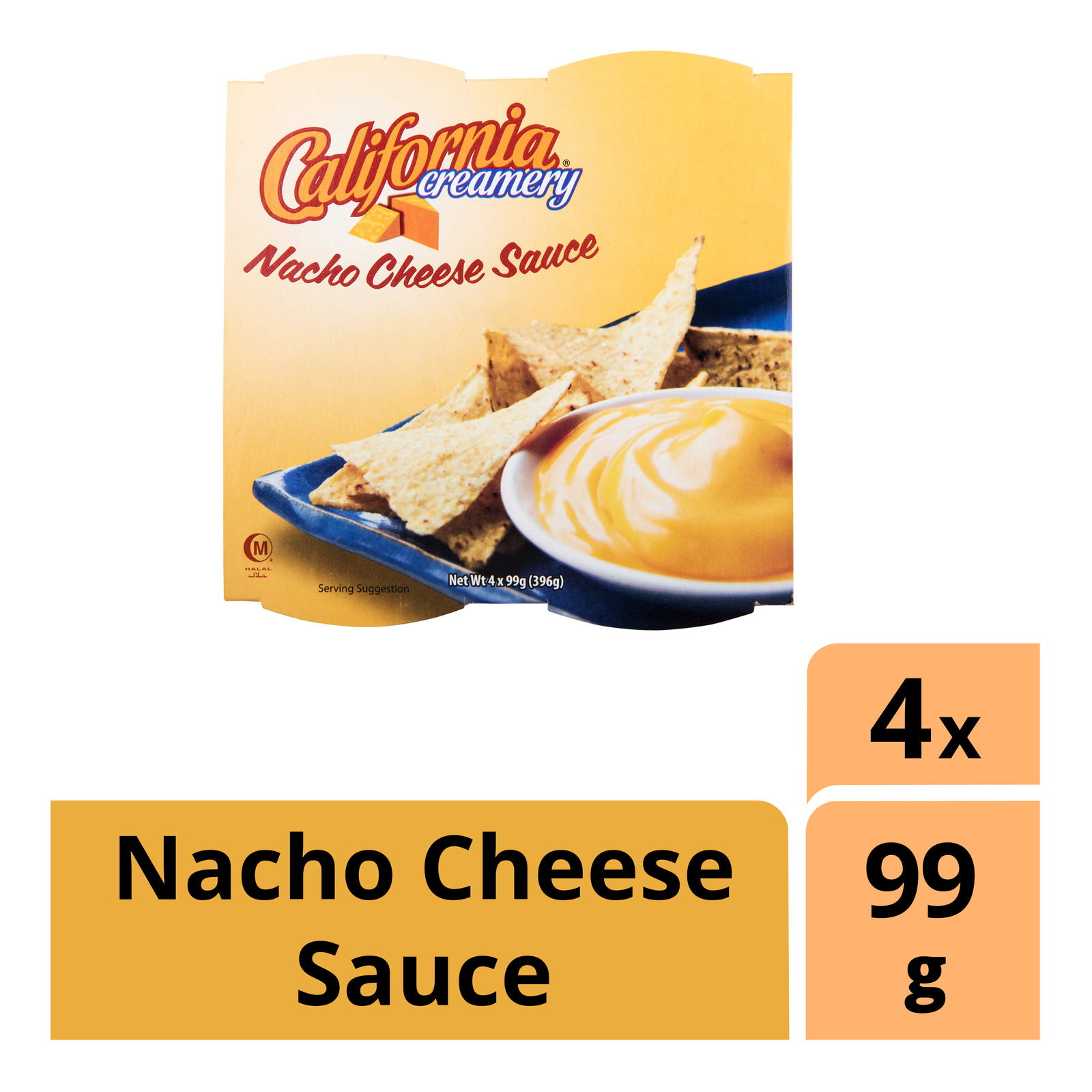California Creamery Nacho Cheese Sauce