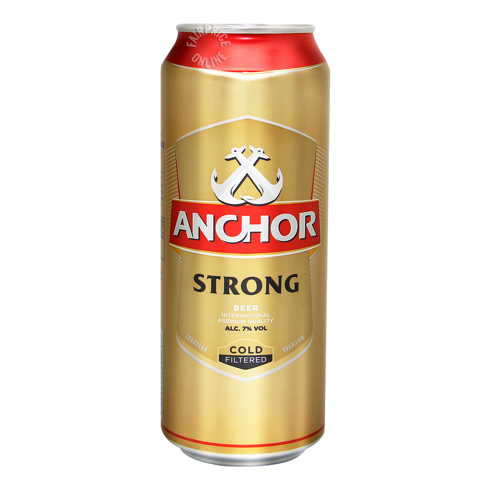 Anchor Can Beer - Strong