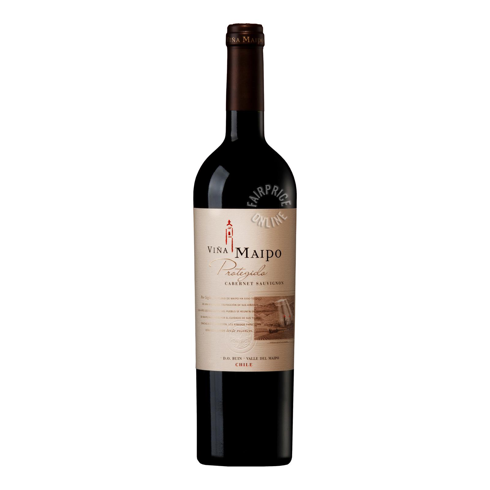 Vina Maipo Protegido Red Wine - Cabernet Sauvignon