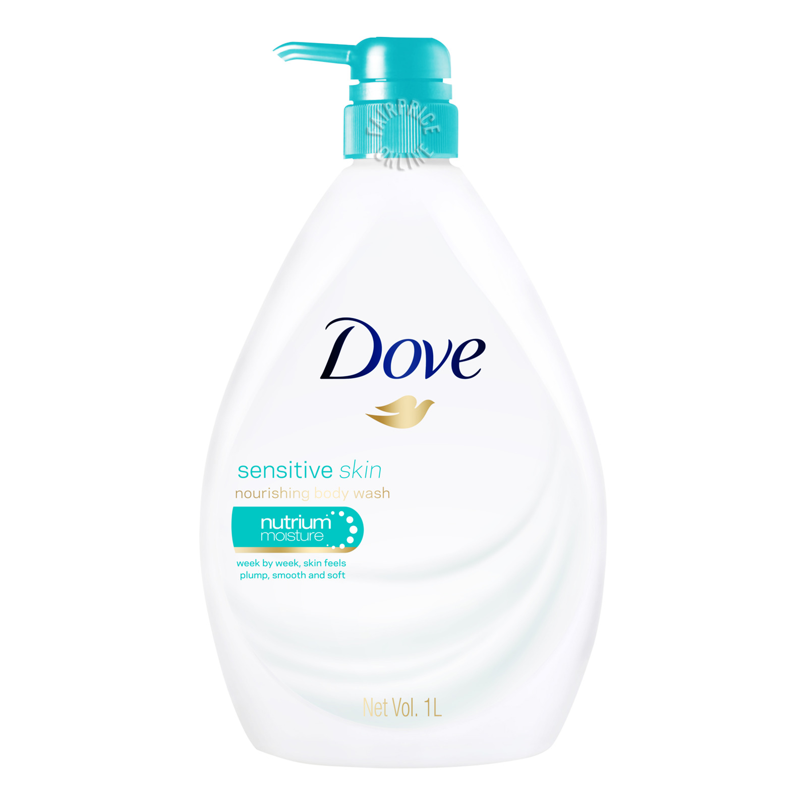 Dove Body Wash - Sensitive Skin