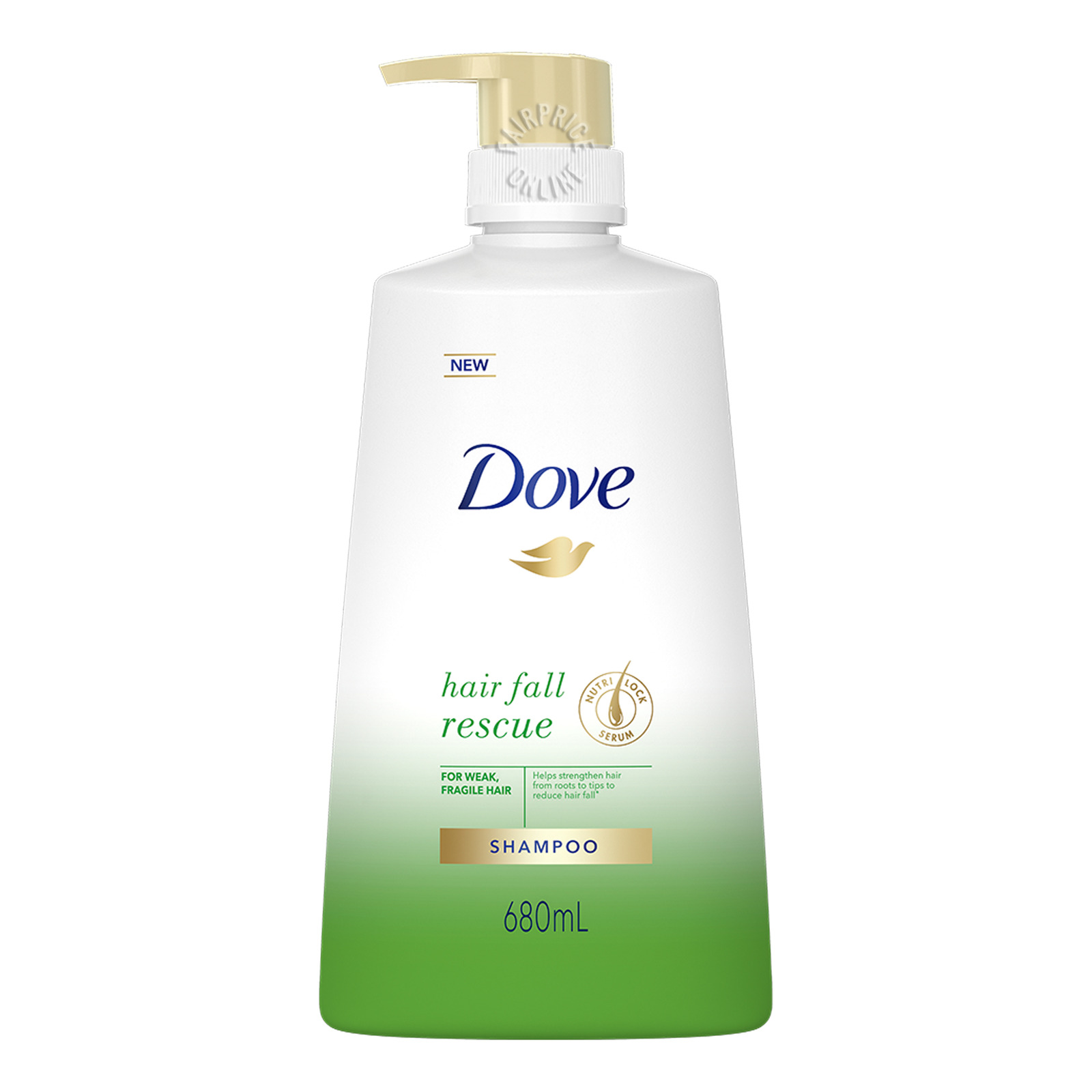 Dove Shampoo - Hair Fall Rescue